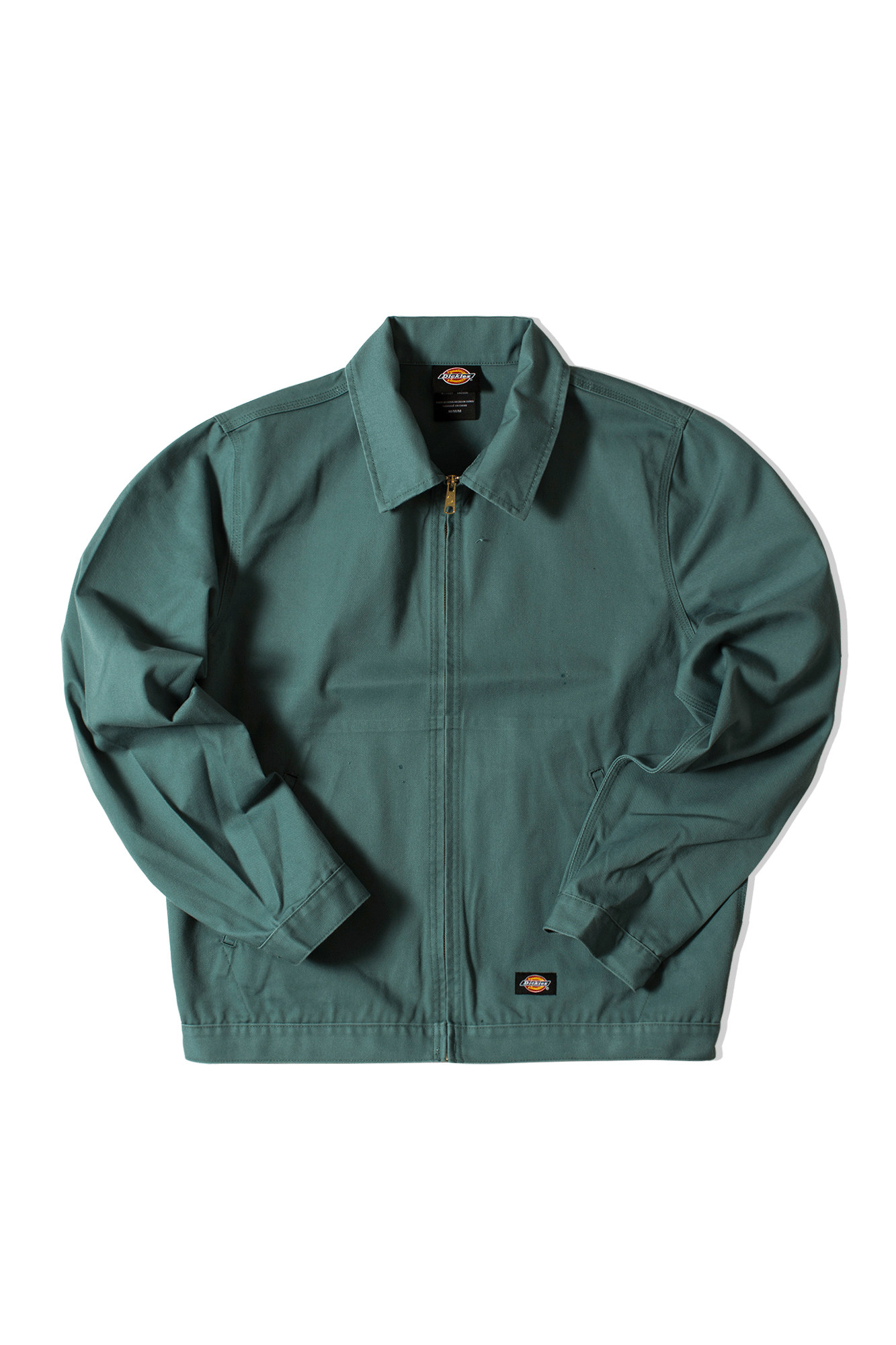 Dickies Jackets Unlined Eisenhower Jacket Green DK00JT75#000#LN0#S - One Block Down