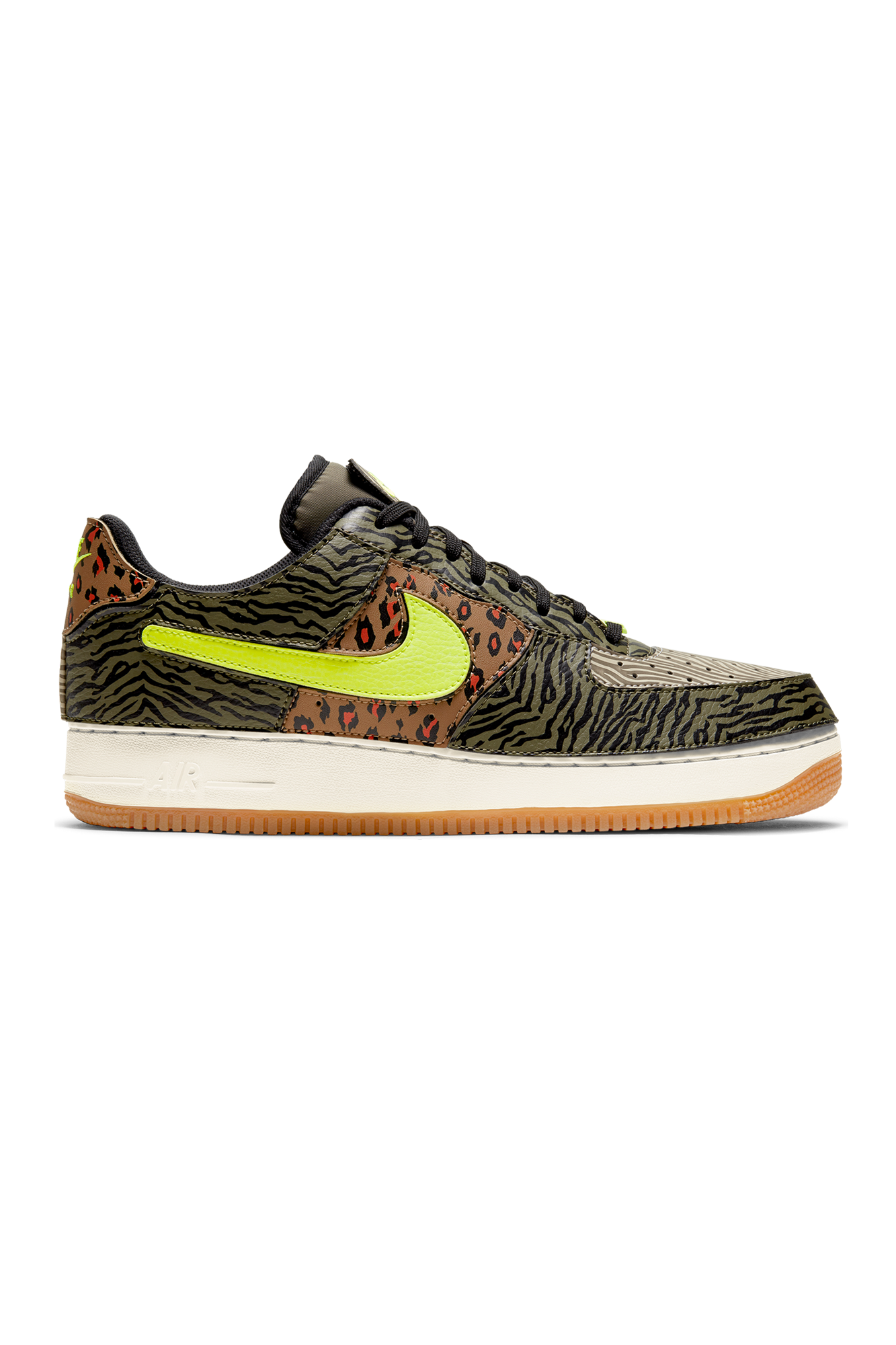 "Air Force 1/1 ""Removable Animal Prints"""