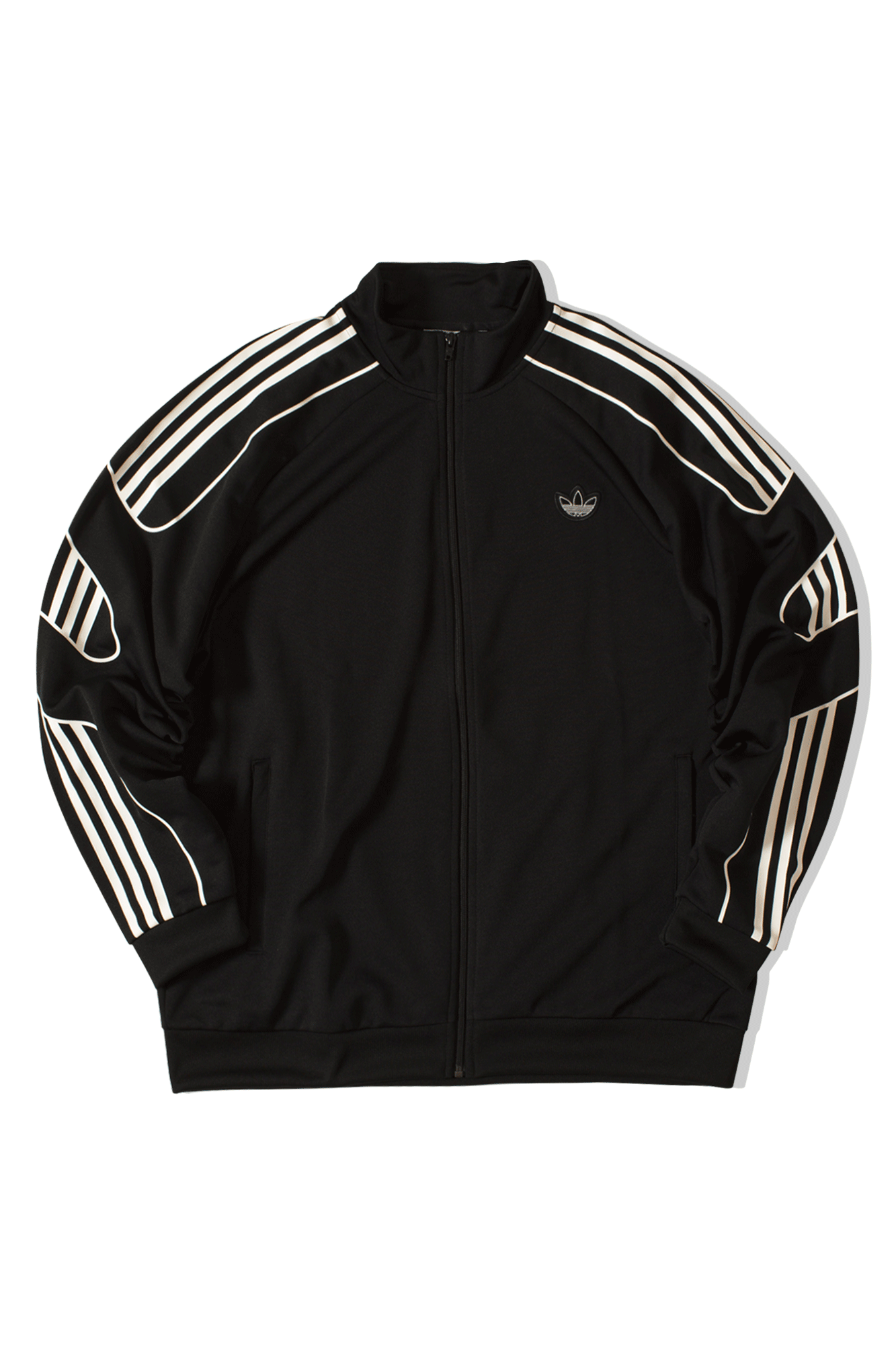 Adidas Originals Coats & Jackets Fstrike TT Jacket Black ED7209#000#Black#S - One Block Down