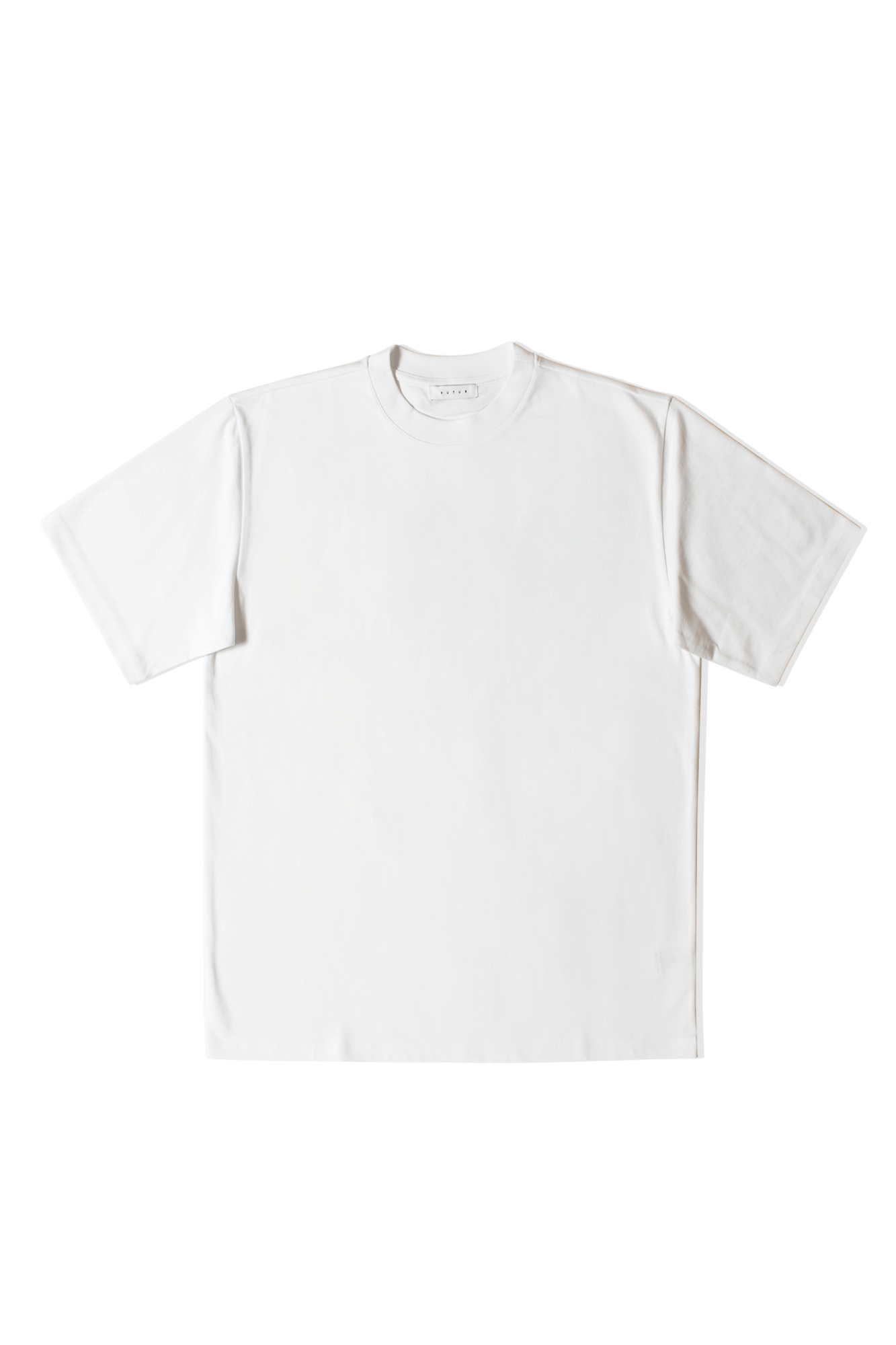 Futur T-Shirts G Fit Play T-Shirt White F110109#000#WHT#S - One Block Down