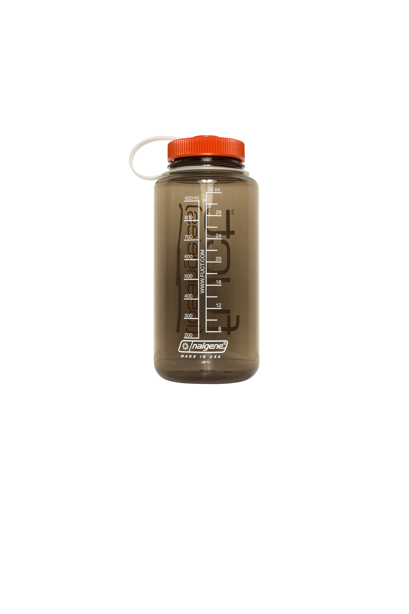 FUCT LA' 320Z NALGENE WATER BOTTLE Black