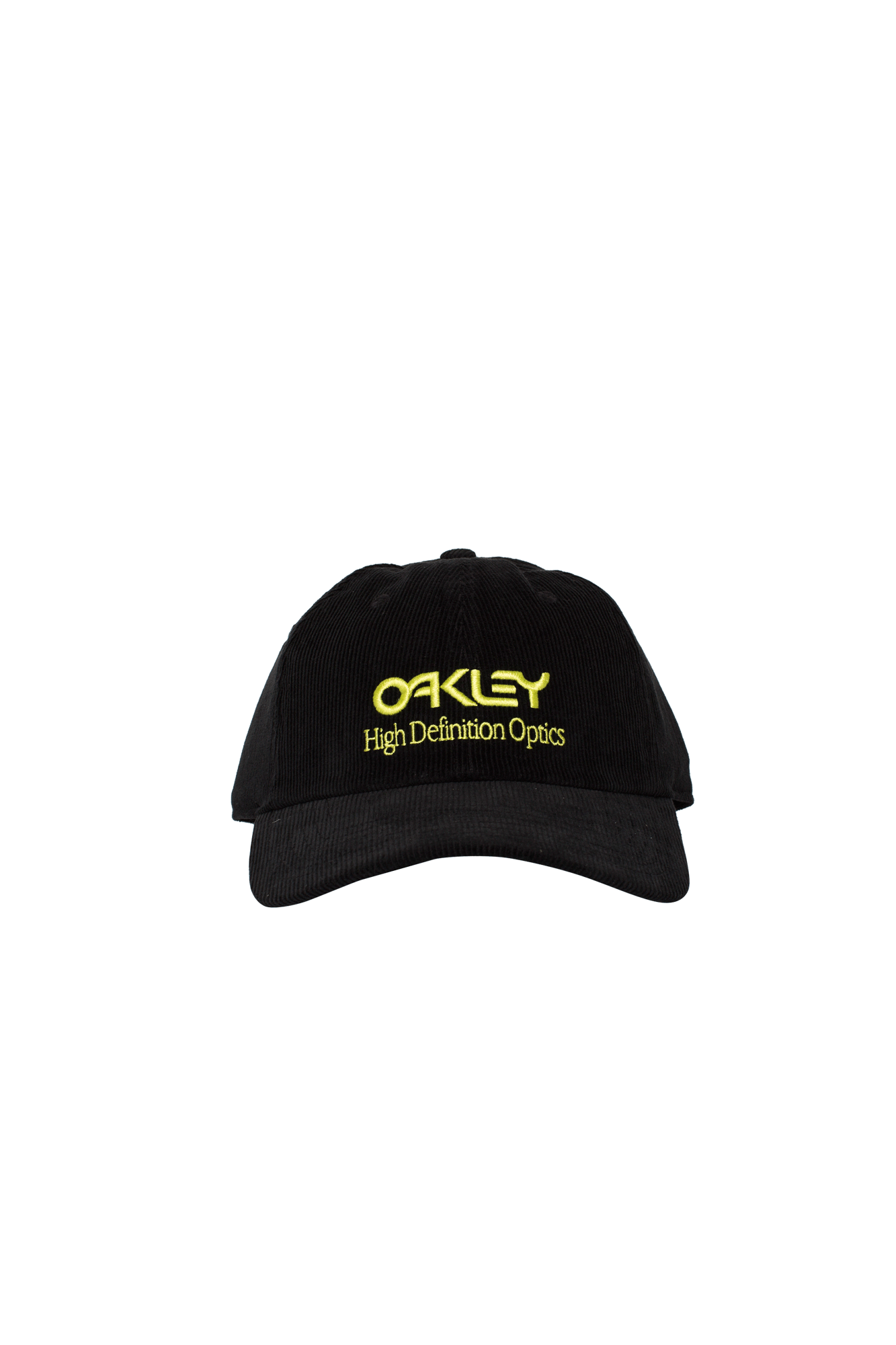 Oakley Hats High Definition Cap Black FOS900334-#000#02E#OS - One Block Down