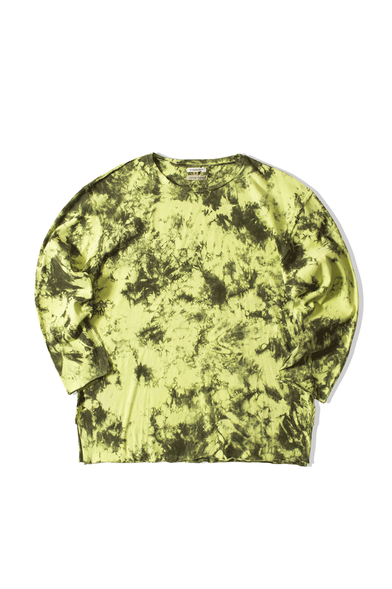 Dr. Collectors Long sleeve T-Shirts Frisco Longsleeve Tie-Dye Green FRISCOT#TIEDIE#GREEN#XS - One Block Down
