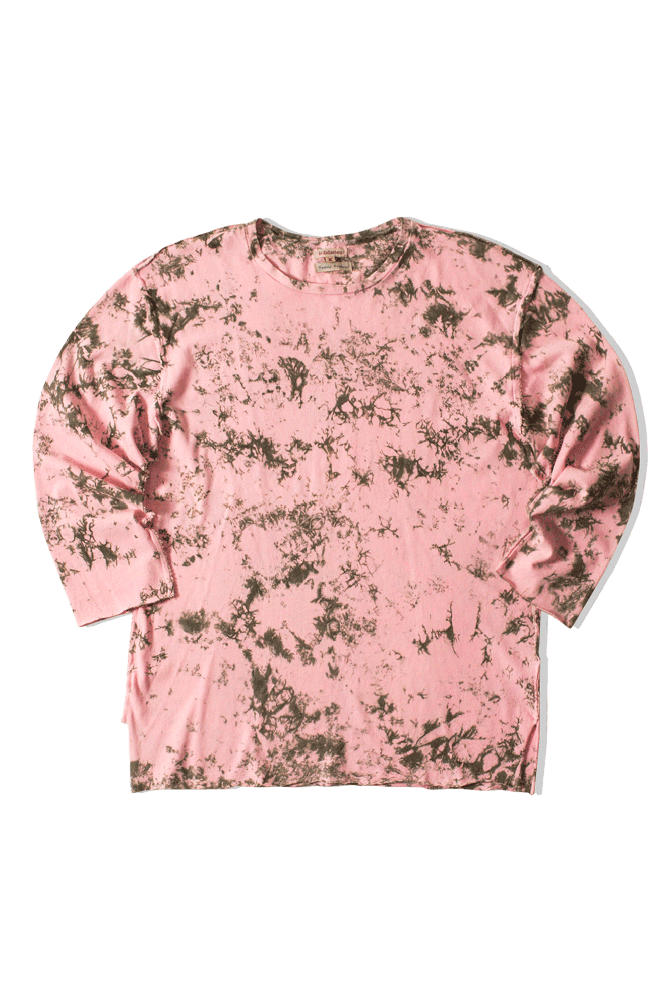 Dr. Collectors Long sleeve T-Shirts Frisco Longsleeve Tie-Die Pink FRISCOT#TIEDIE#PINK#XS - One Block Down
