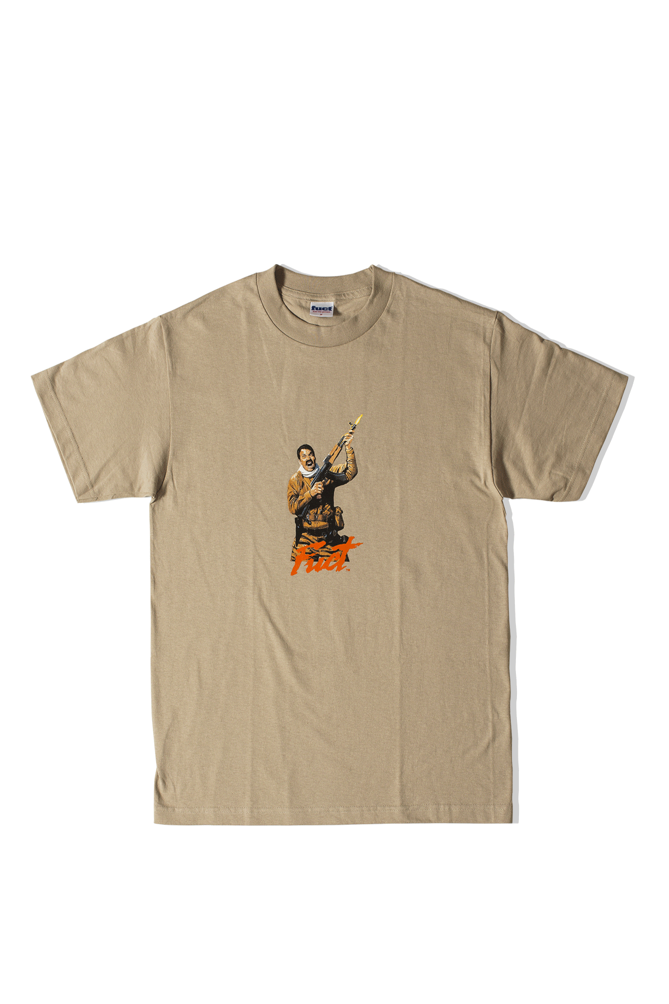 SCREAM T-SHIRT Brown