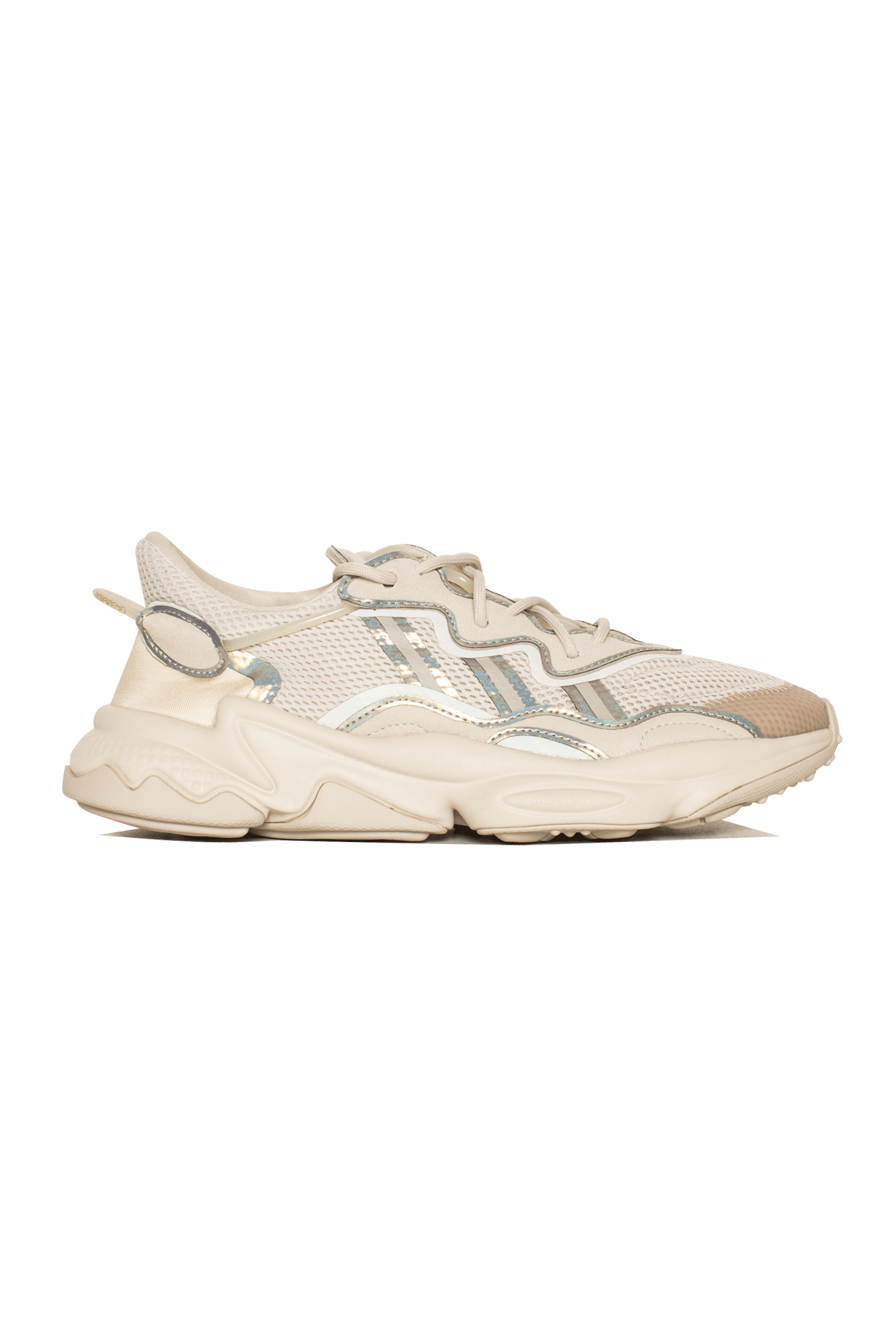 Adidas Originals Sneakers Ozweego Beige FV9655#000#BEIGE#4,5 - One Block Down