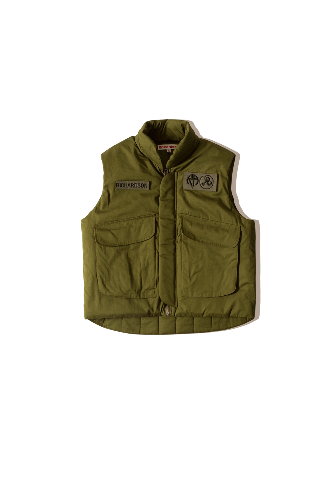 Insulated Flak Jacket Green