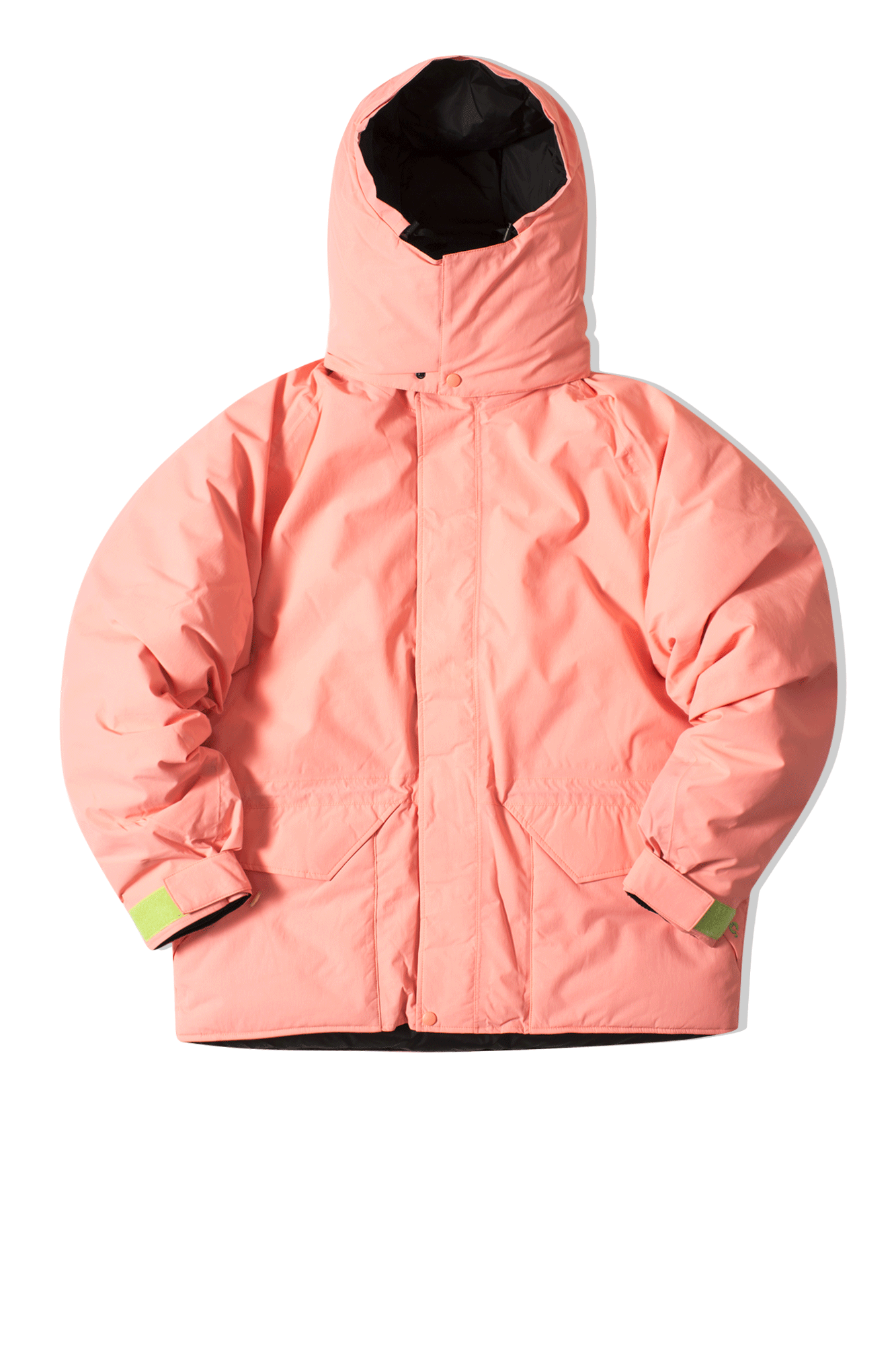 Down Jacket Pink