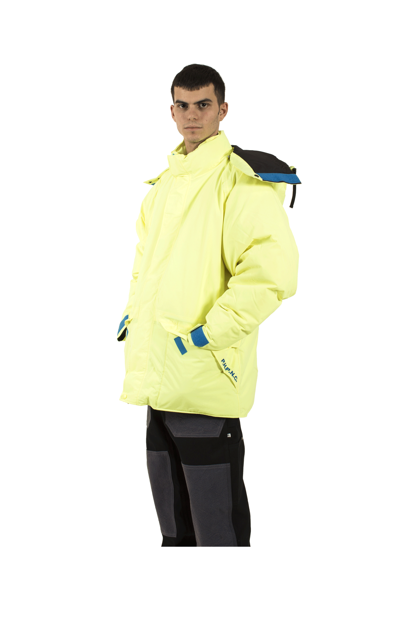 Down Jacket Yellow