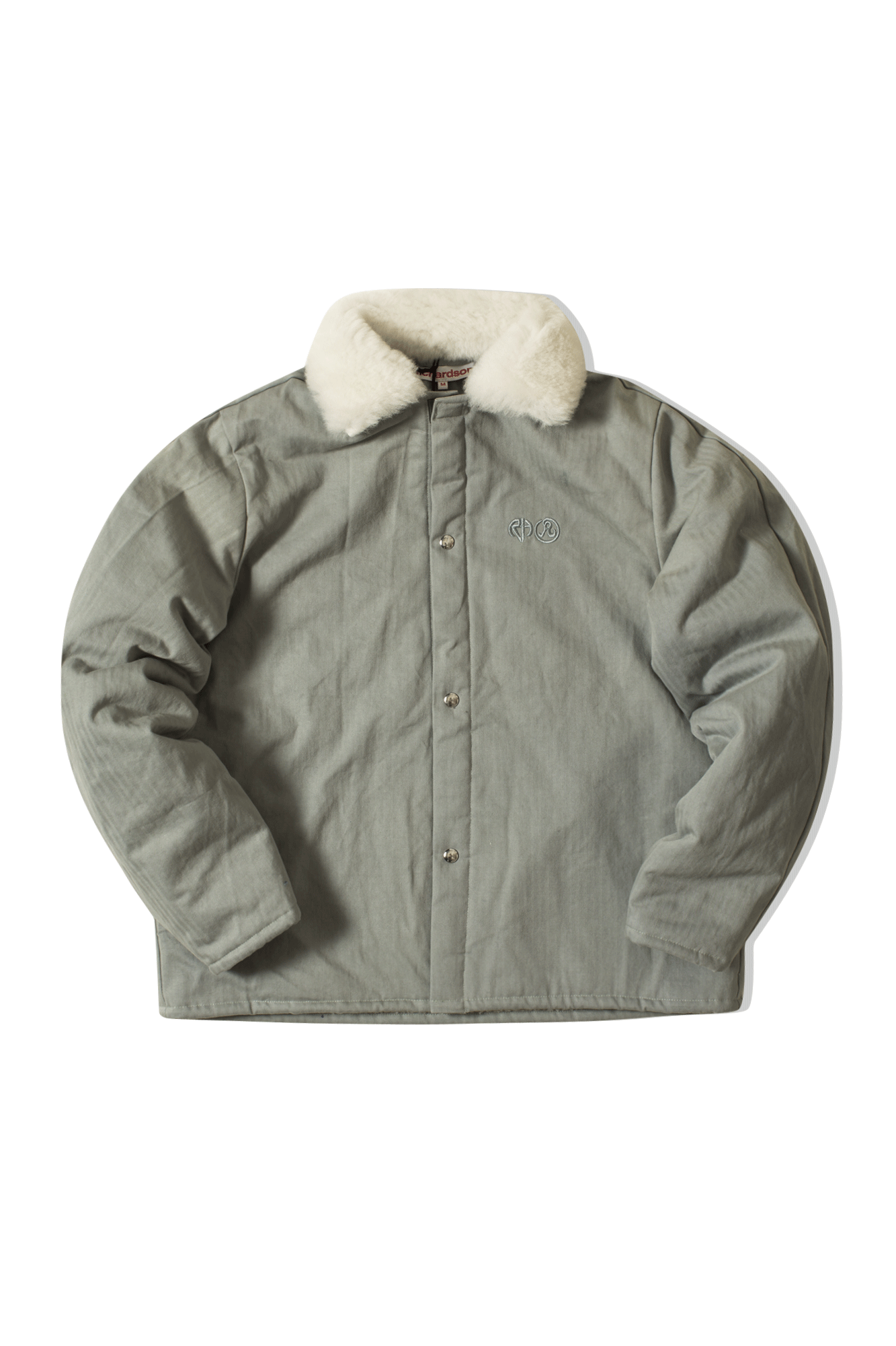 Sherpa Welder's Jacket Blue