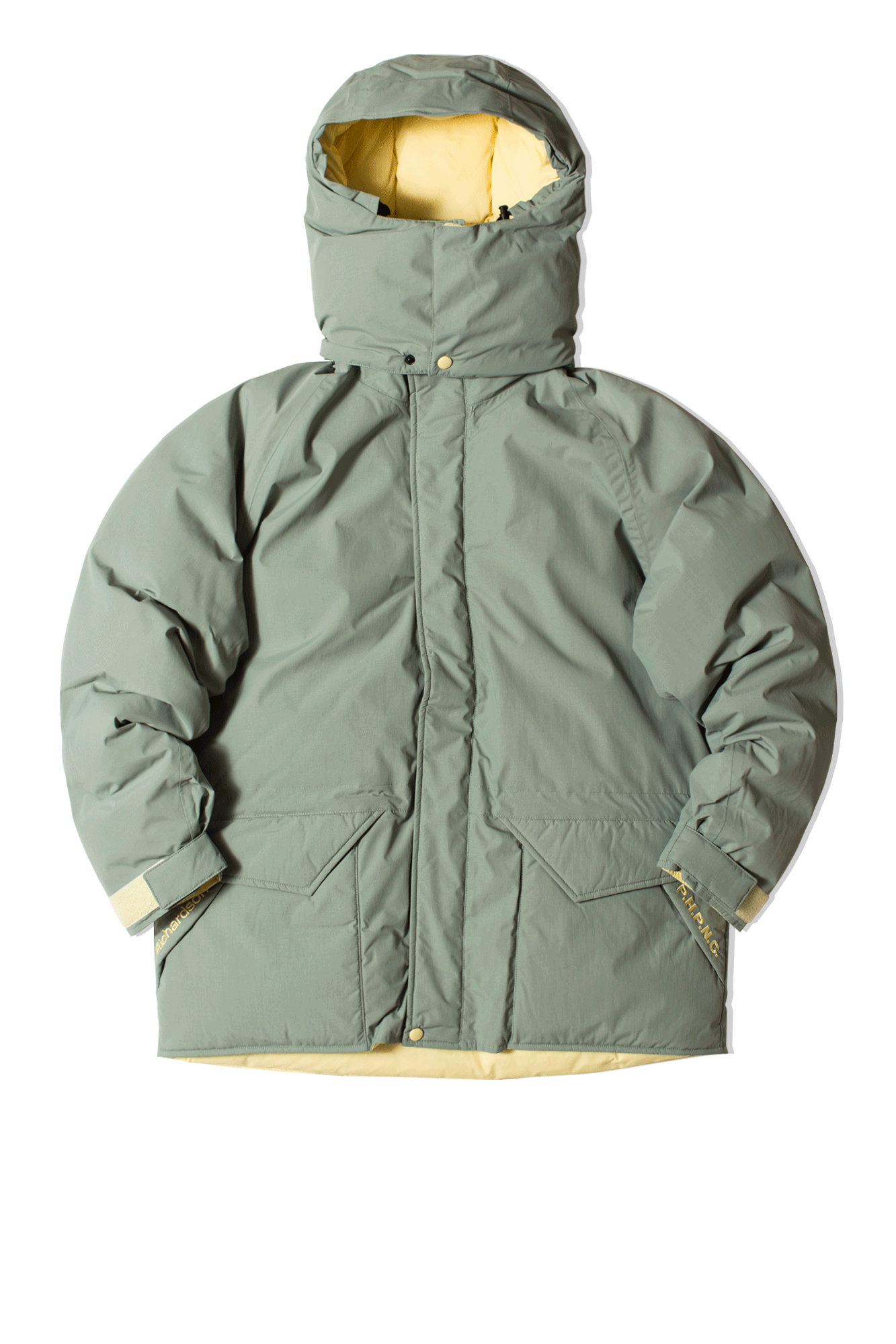 Down Jacket Grey