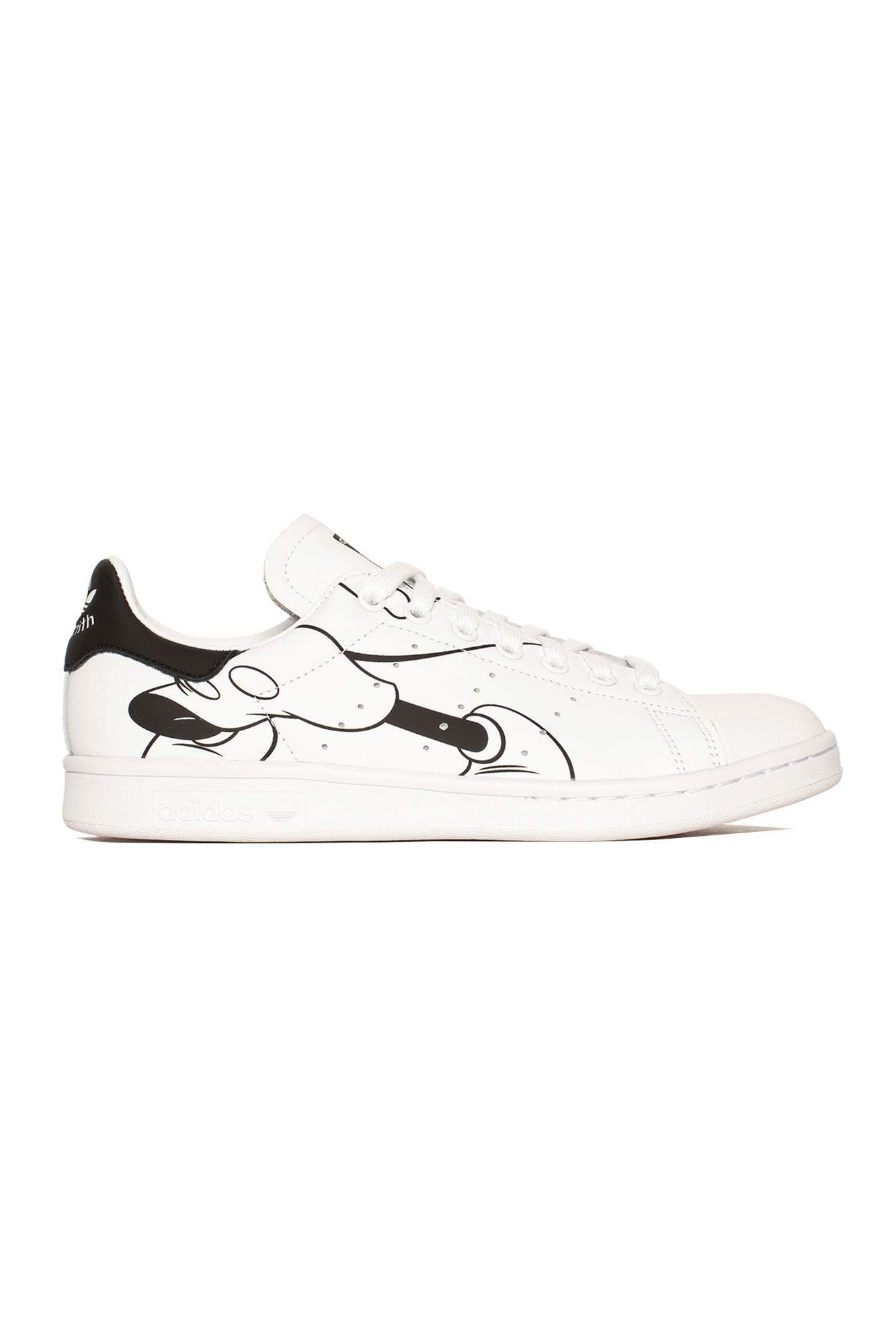 Adidas Originals Sneakers Stan Smith x Mickey Mouse White FW2895#000#WHT#7,5 - One Block Down