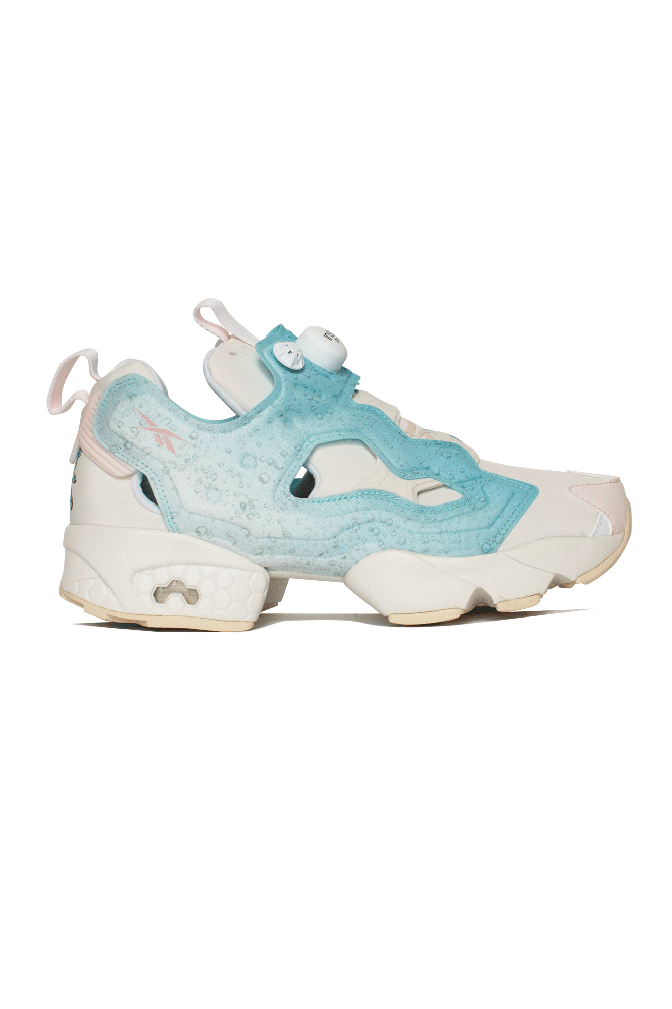 Instapump Fury OG NM Blue
