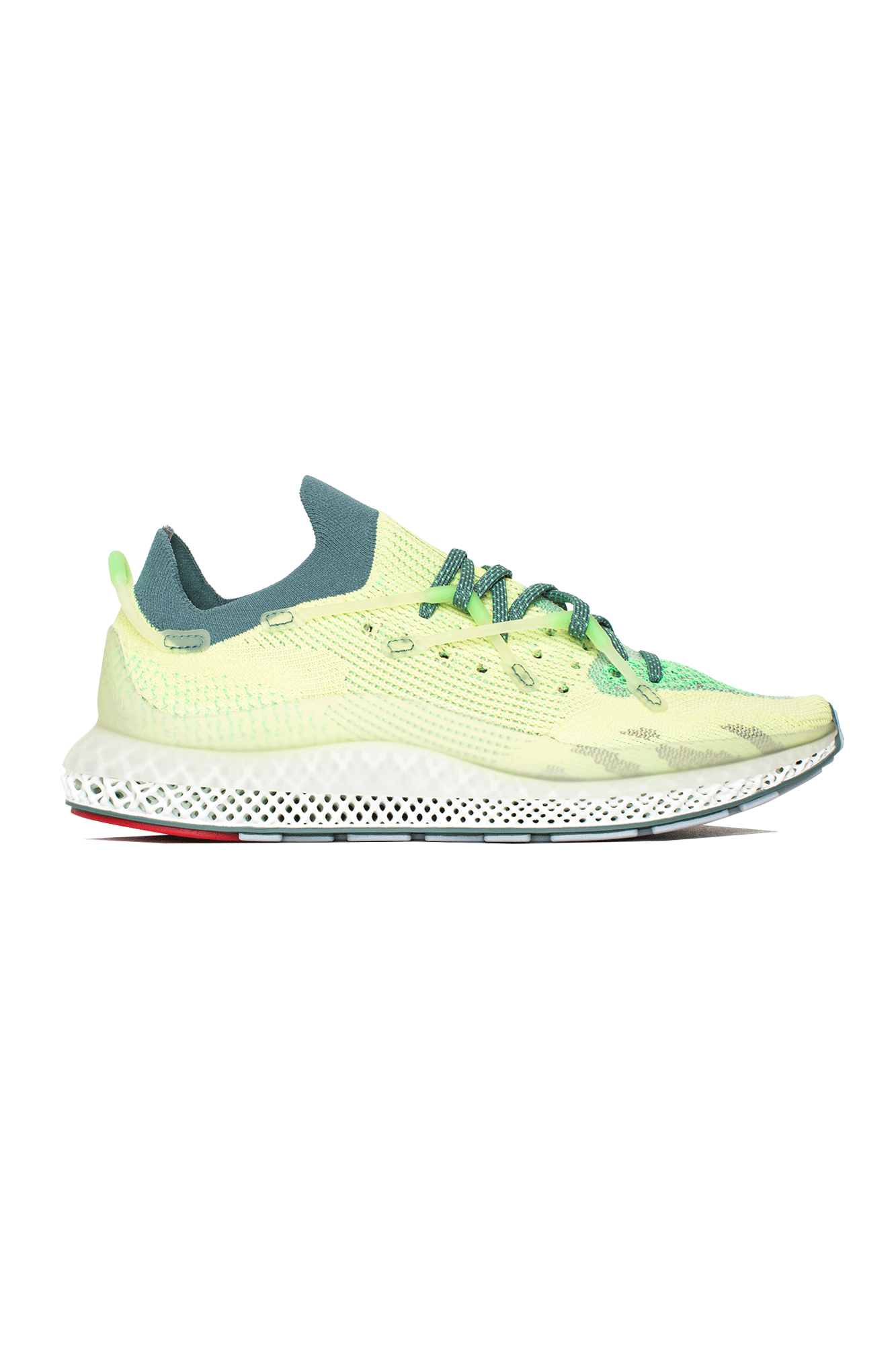 Adidas Originals Sneakers 4D Fusio Yellow FY3603#000#SFZYLL#7,5 - One Block Down