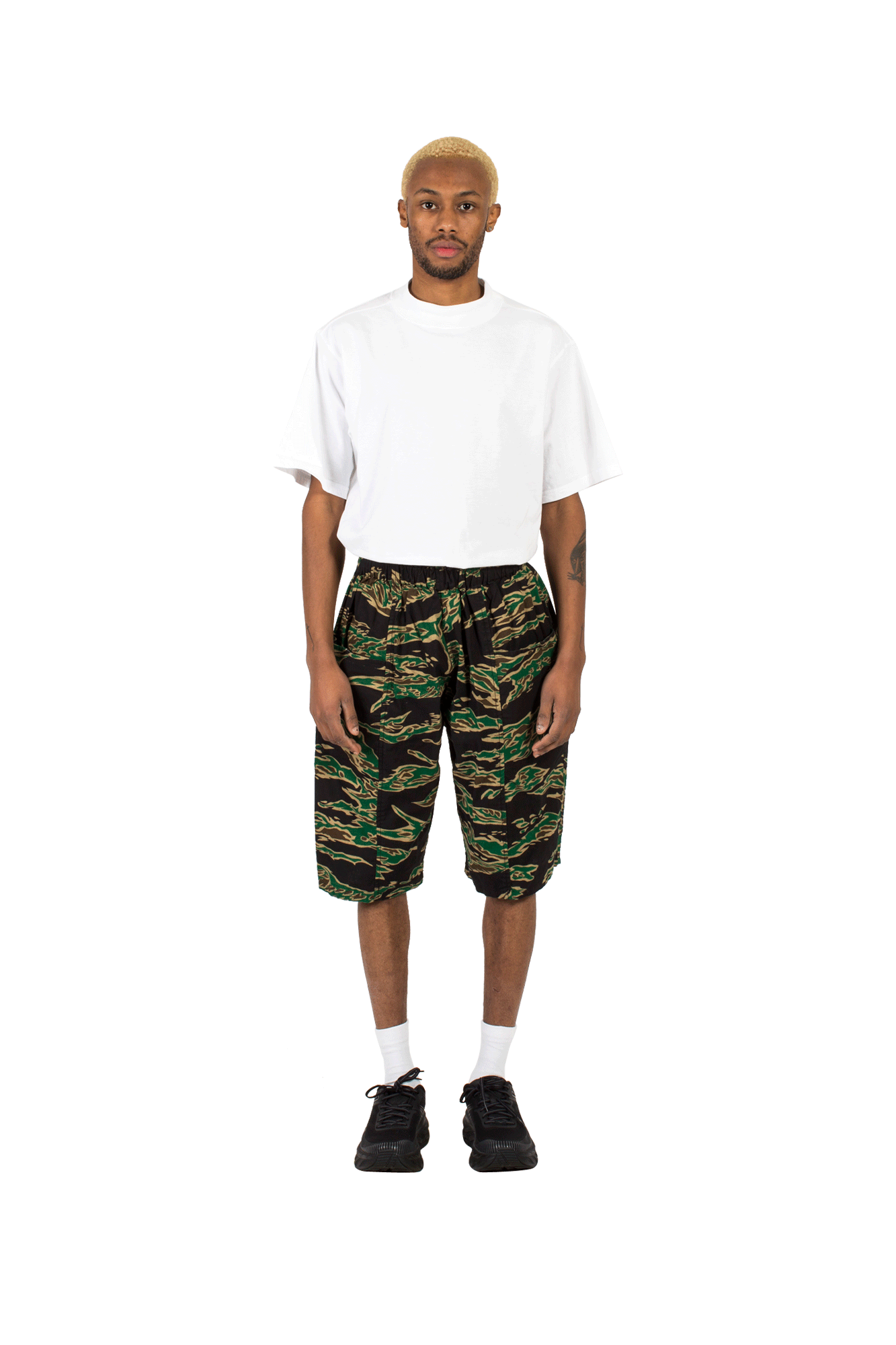 Army String Short Multicolor