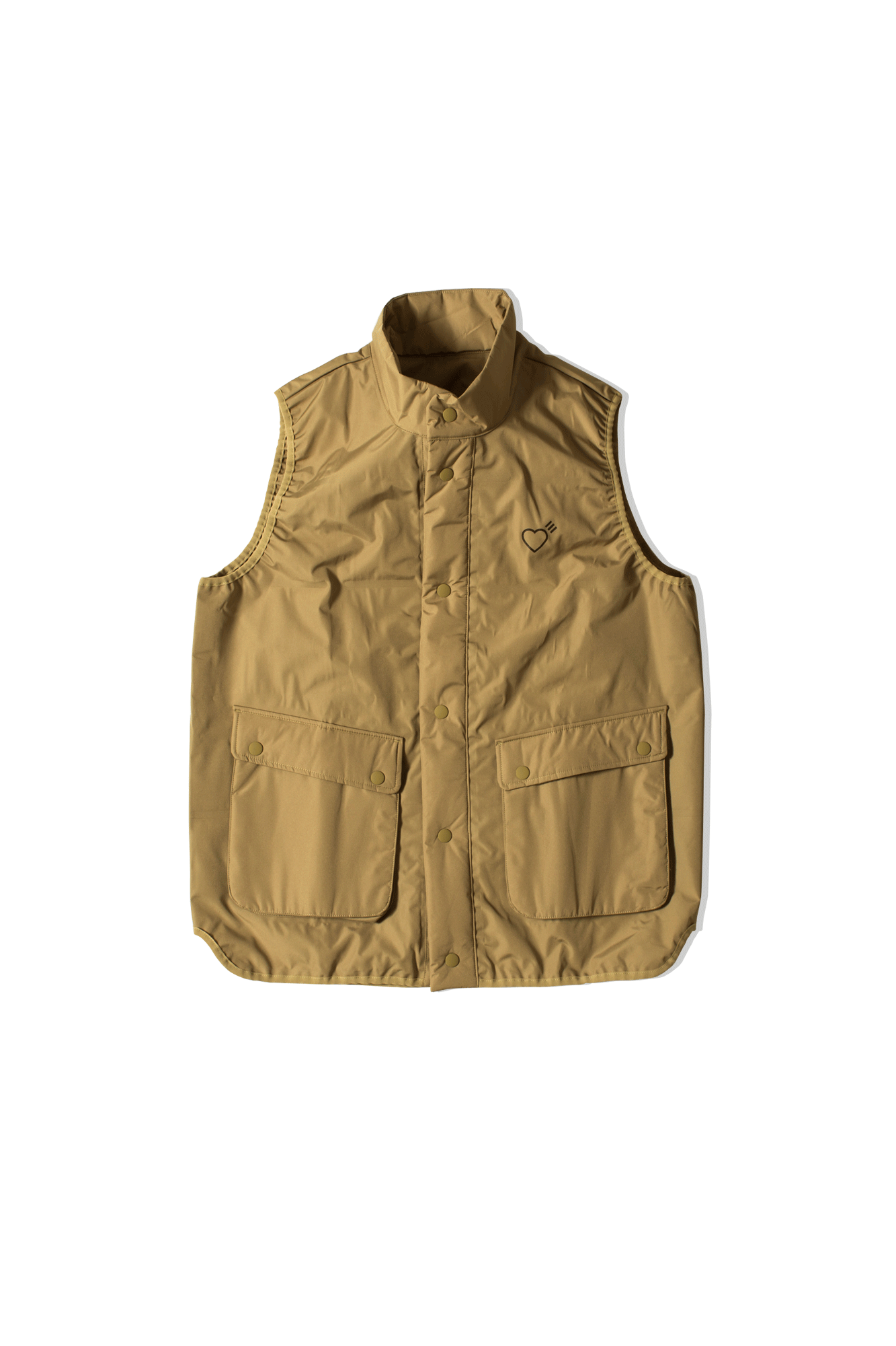 INFL Vest Human Made Green