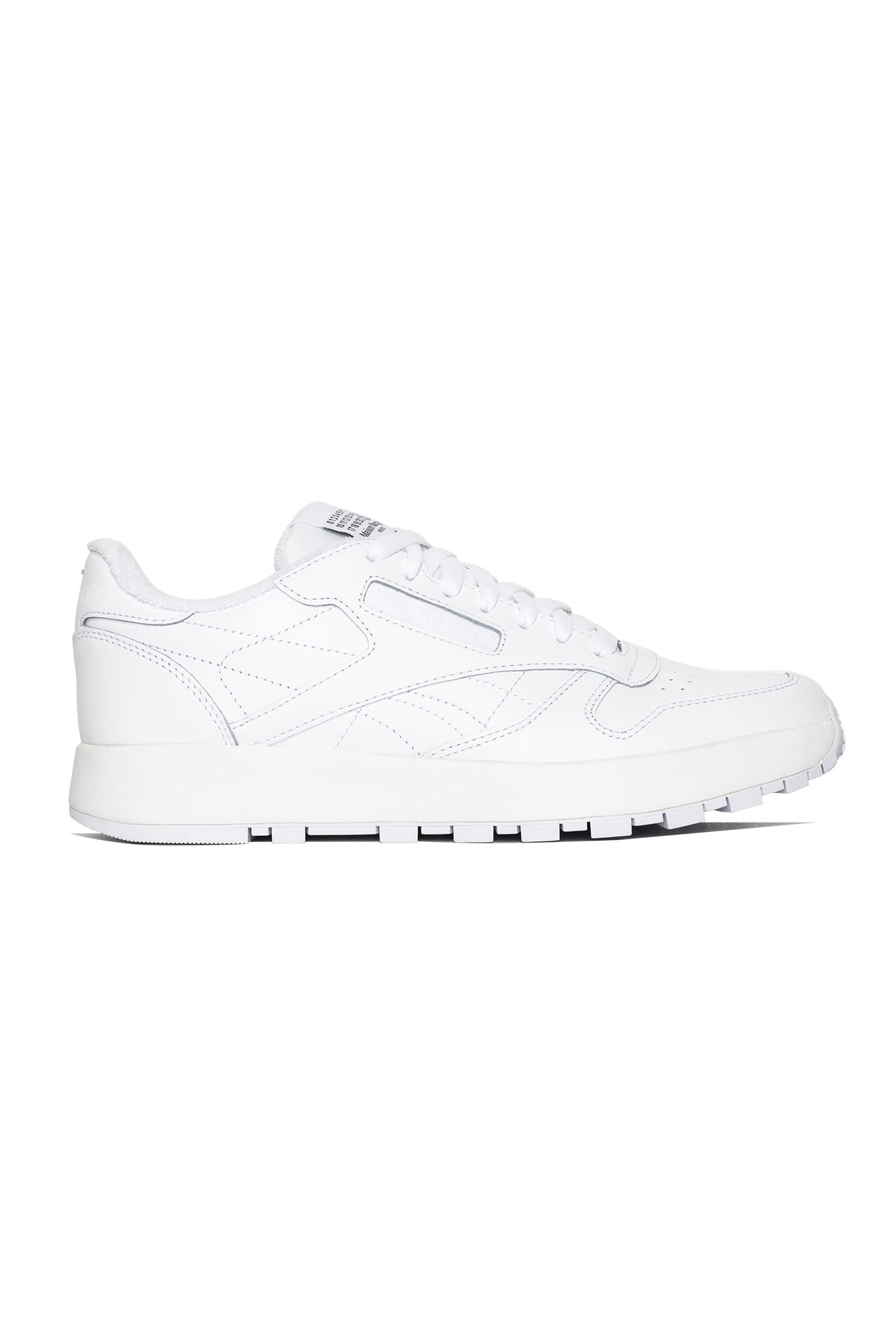 Reebok Sneakers Project 0 CC TL x Maison Margiela White H04865#000#WHT#6 - One Block Down