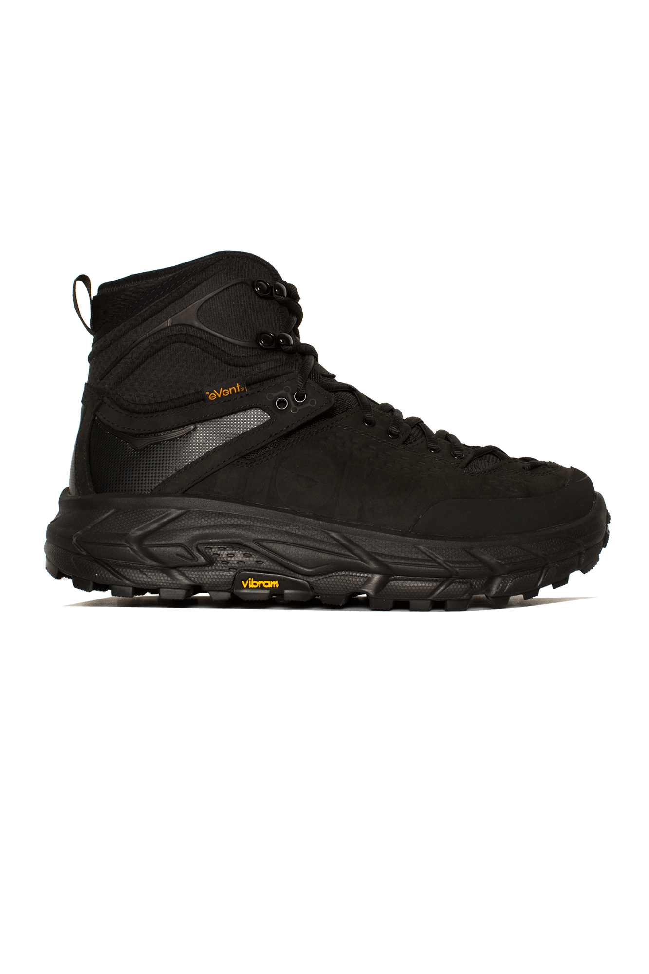 Hoka One One Sneakers Tor Ultra Hi 2 WP Black HK.1107293#000#BLK#7 - One Block Down