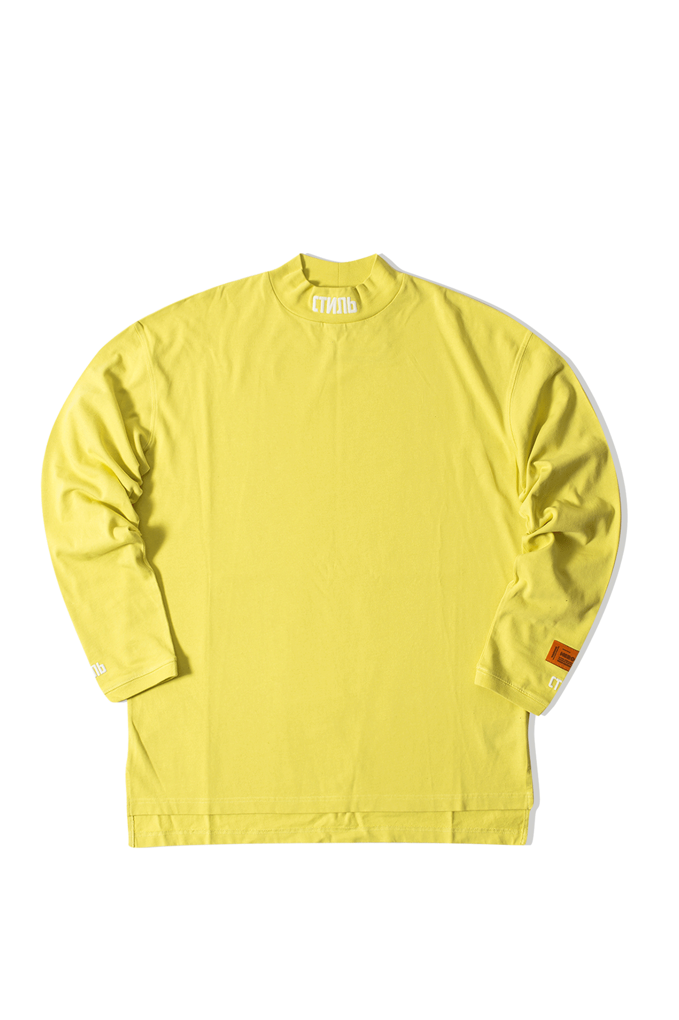 Turtleneck CTNMB Yellow