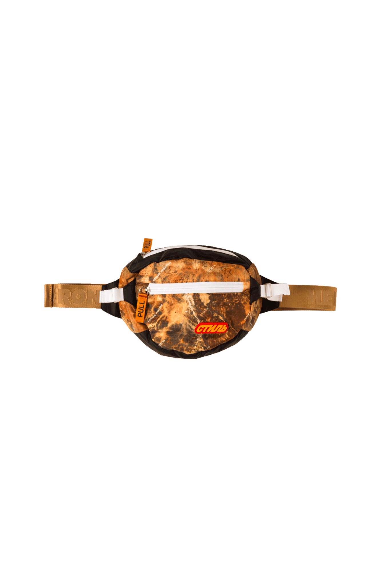 CTNMB Padded Fanny Pack Brown