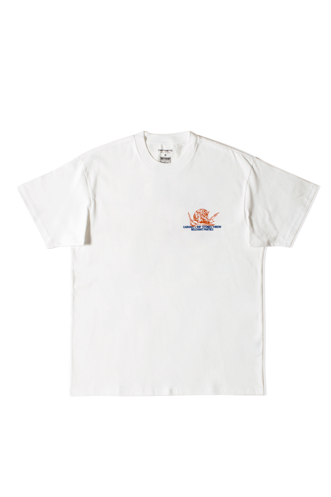 Stone Throw T-Shirt White