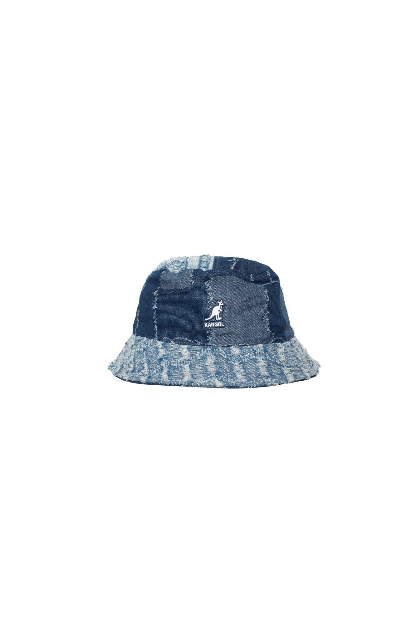 Denim Mashup Bucket