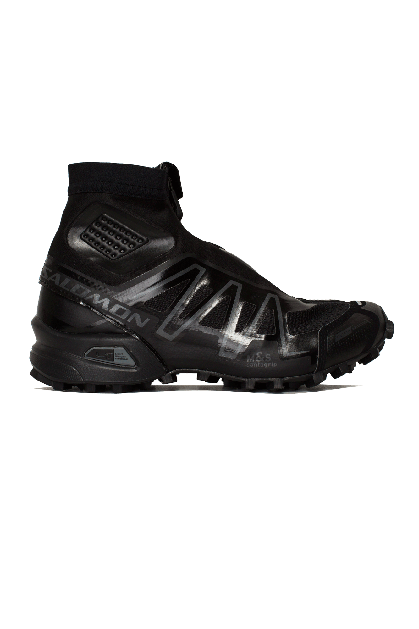 Snowcross Advanced Black