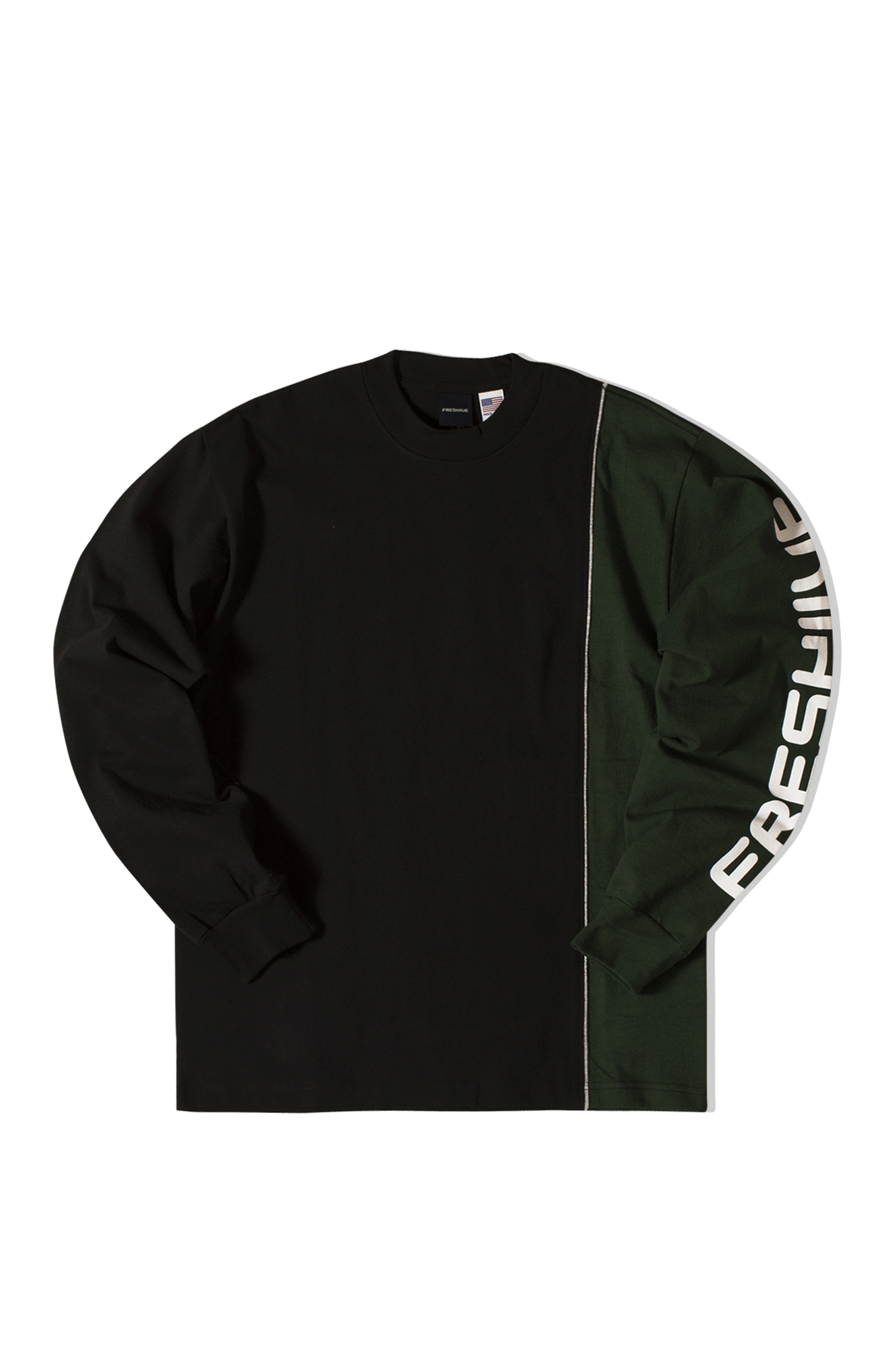 Trackside L/S Black