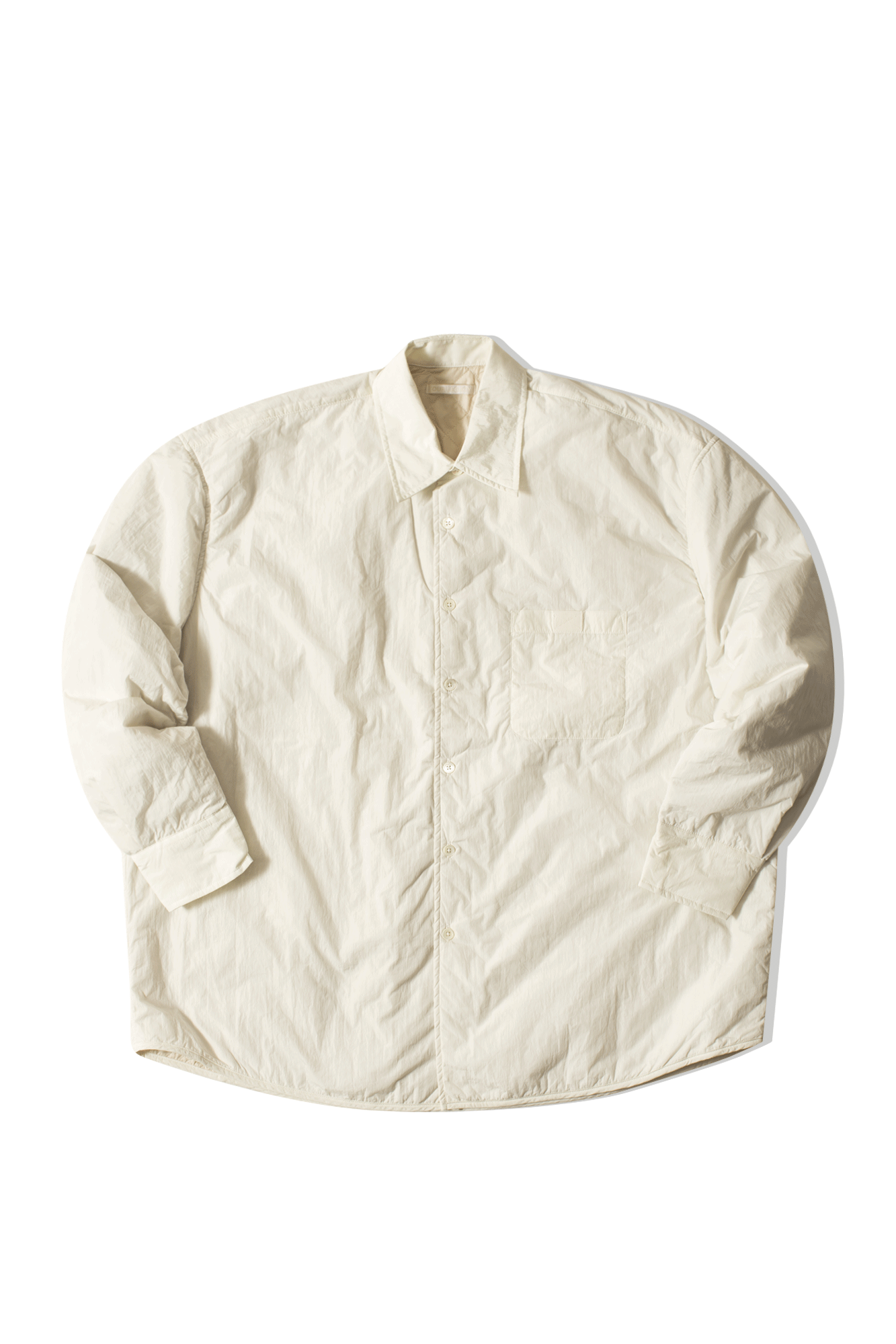 Tech Borrowed Jacket White