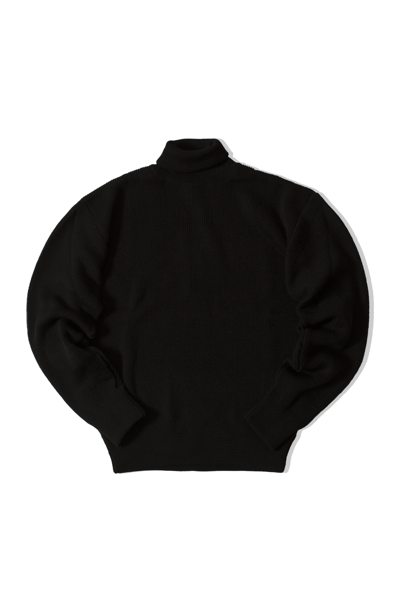 Submarine Rollneck Black