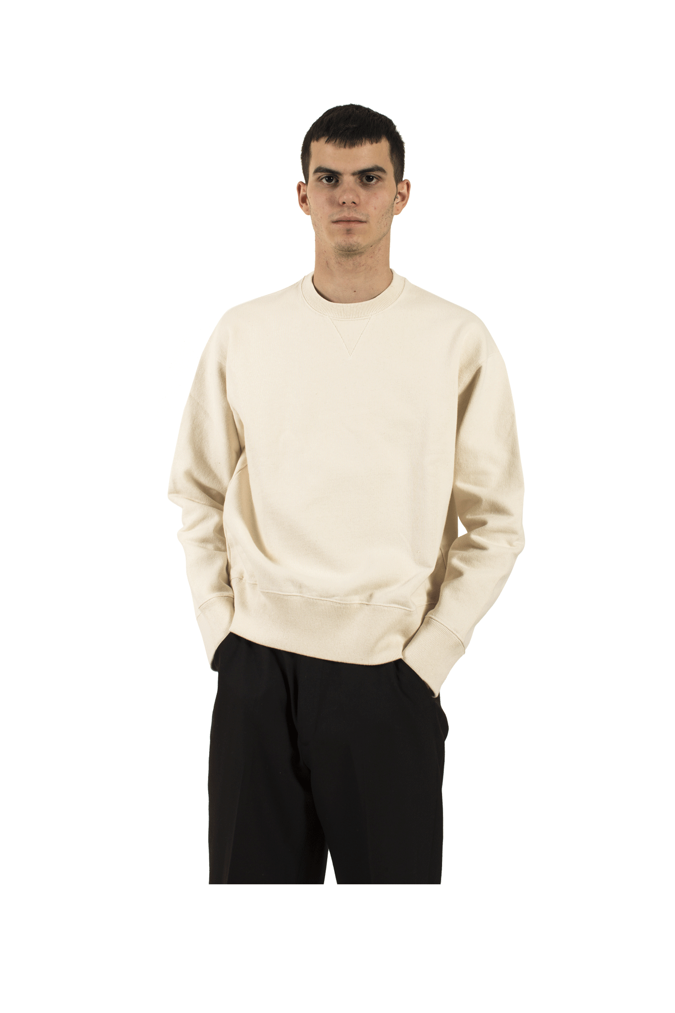 Base Sweat White