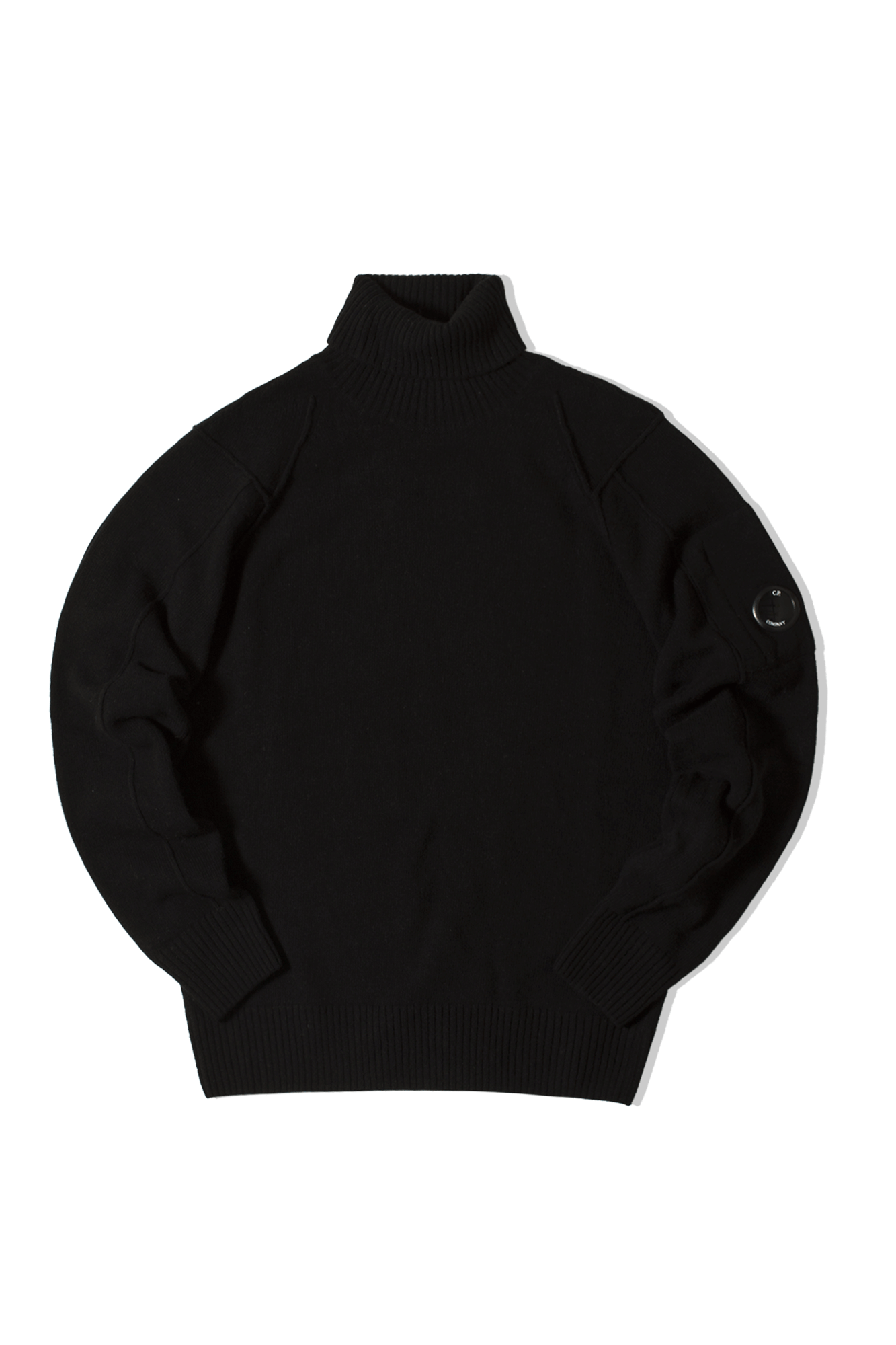 TURTLE NECK Black