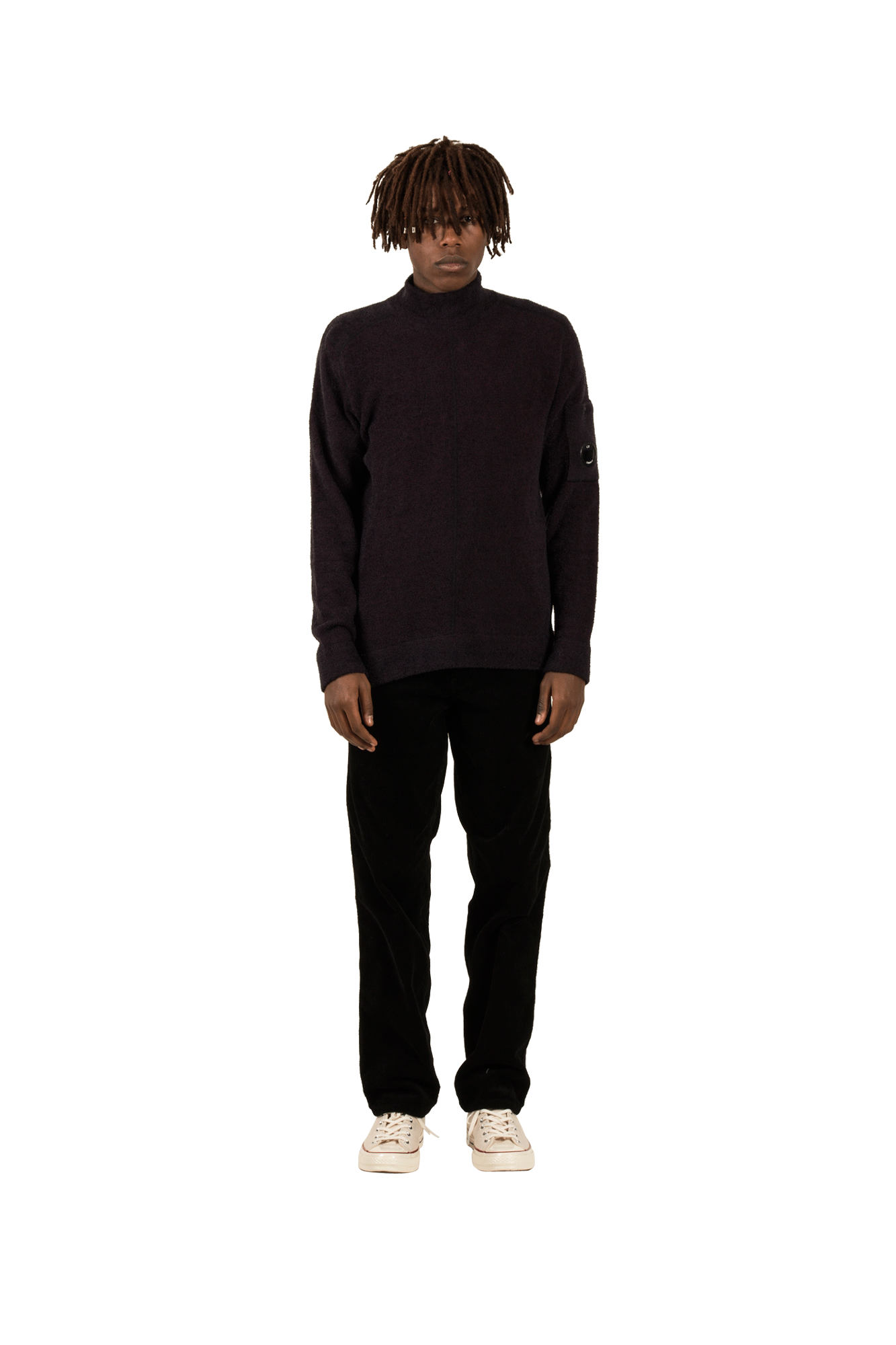 TURTLE NECK Brown