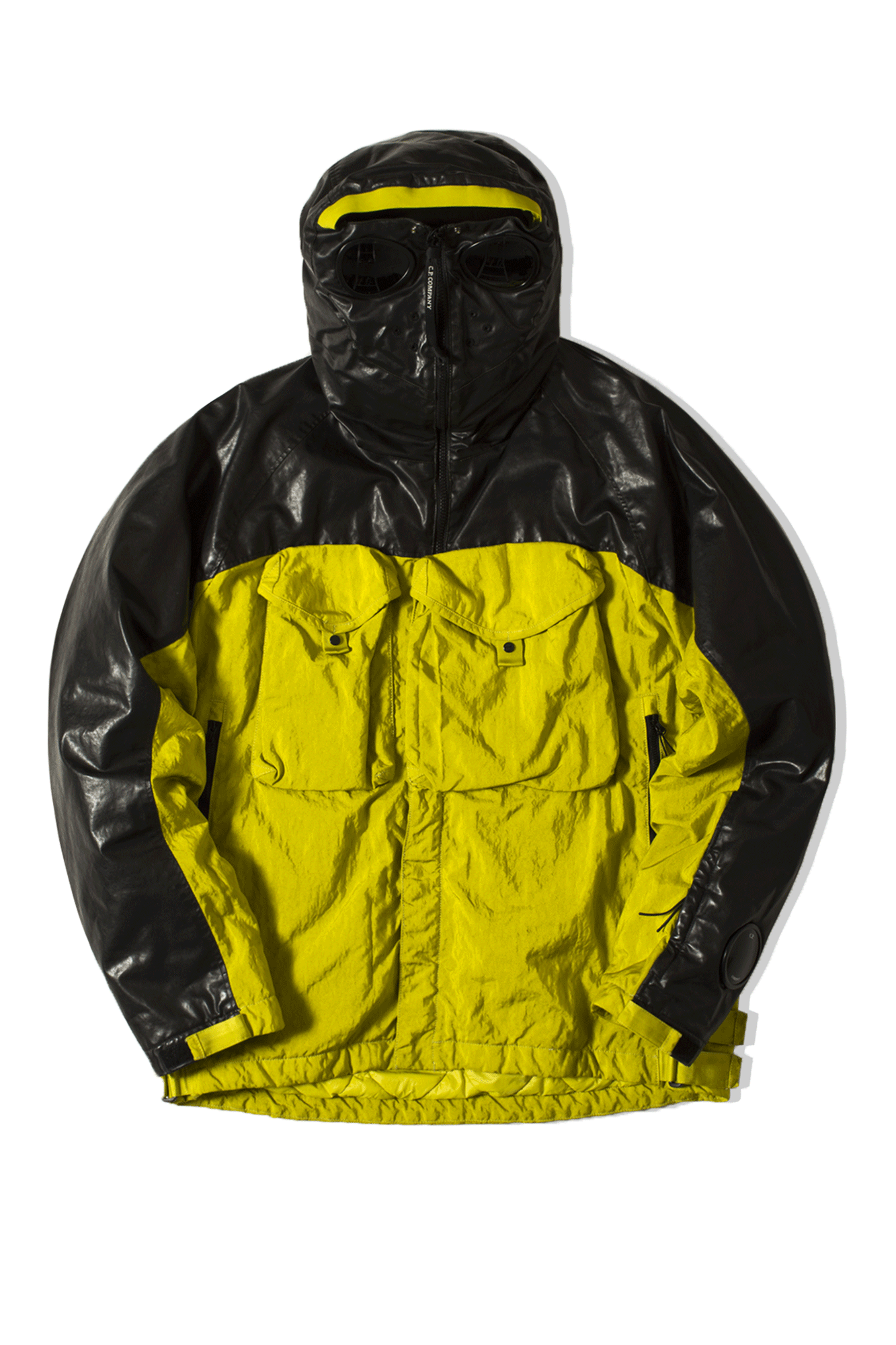MEDIUM JACKET Yellow