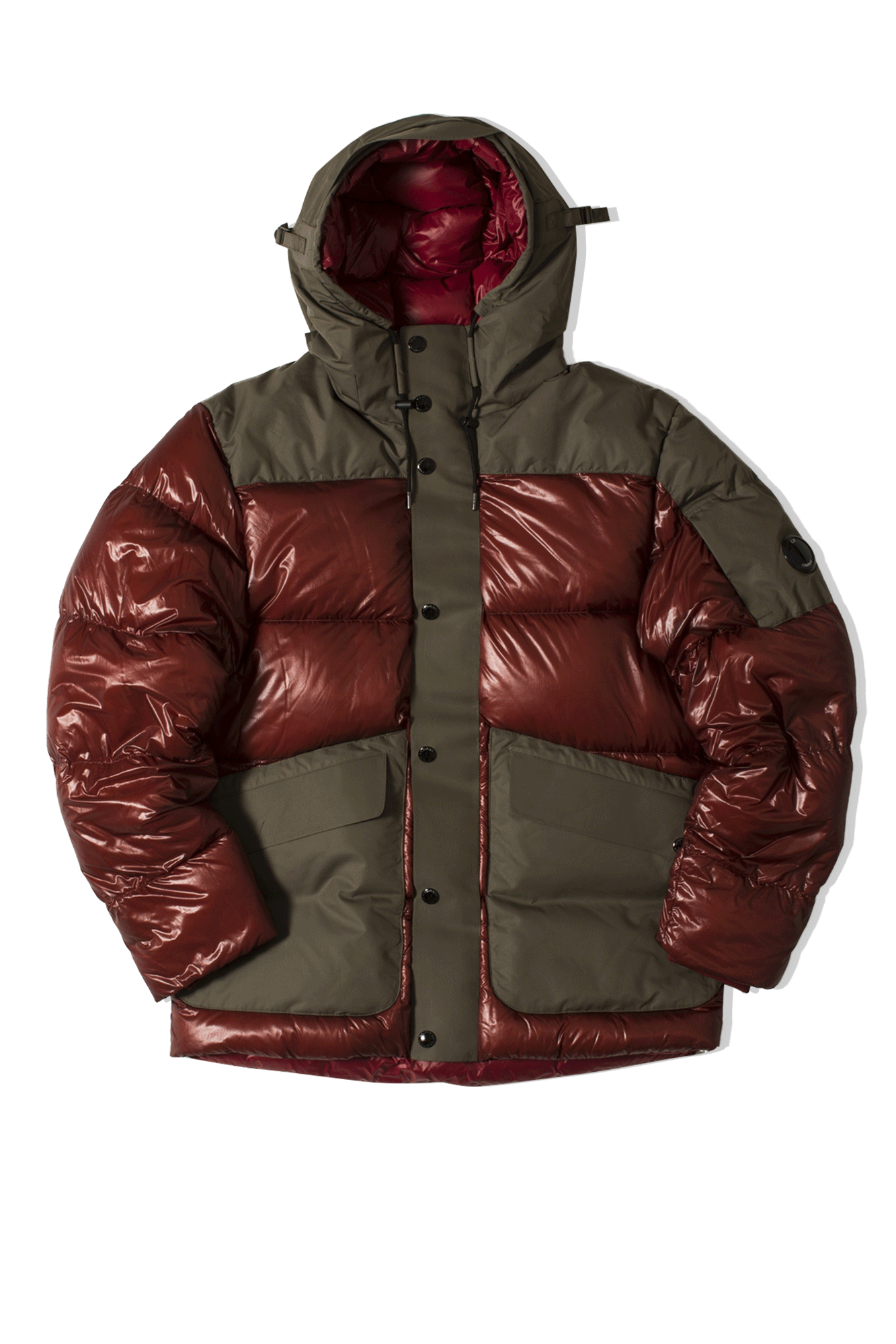 MEDIUM JACKET Red