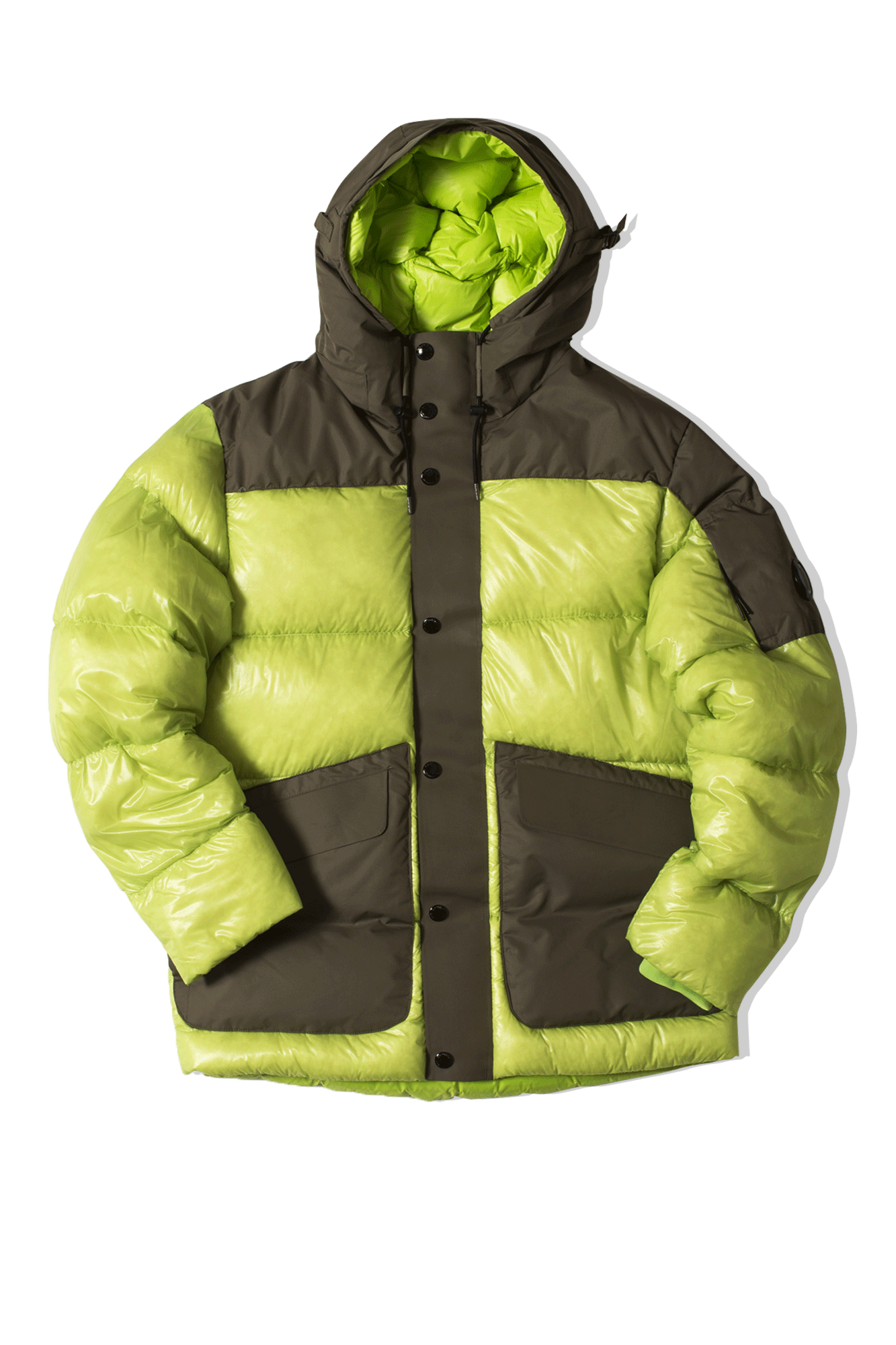 MEDIUM JACKET Green