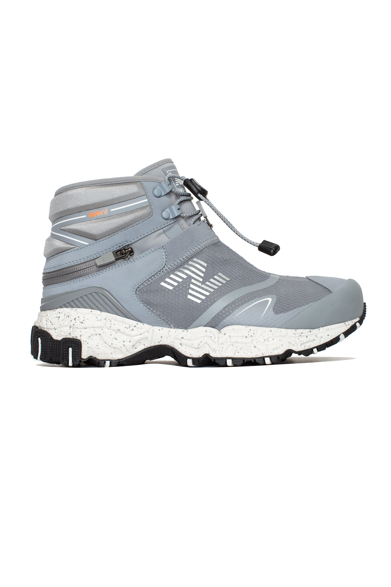 New Balance Sneakers Niobium Grey MSNB1#000#GY#8 - One Block Down