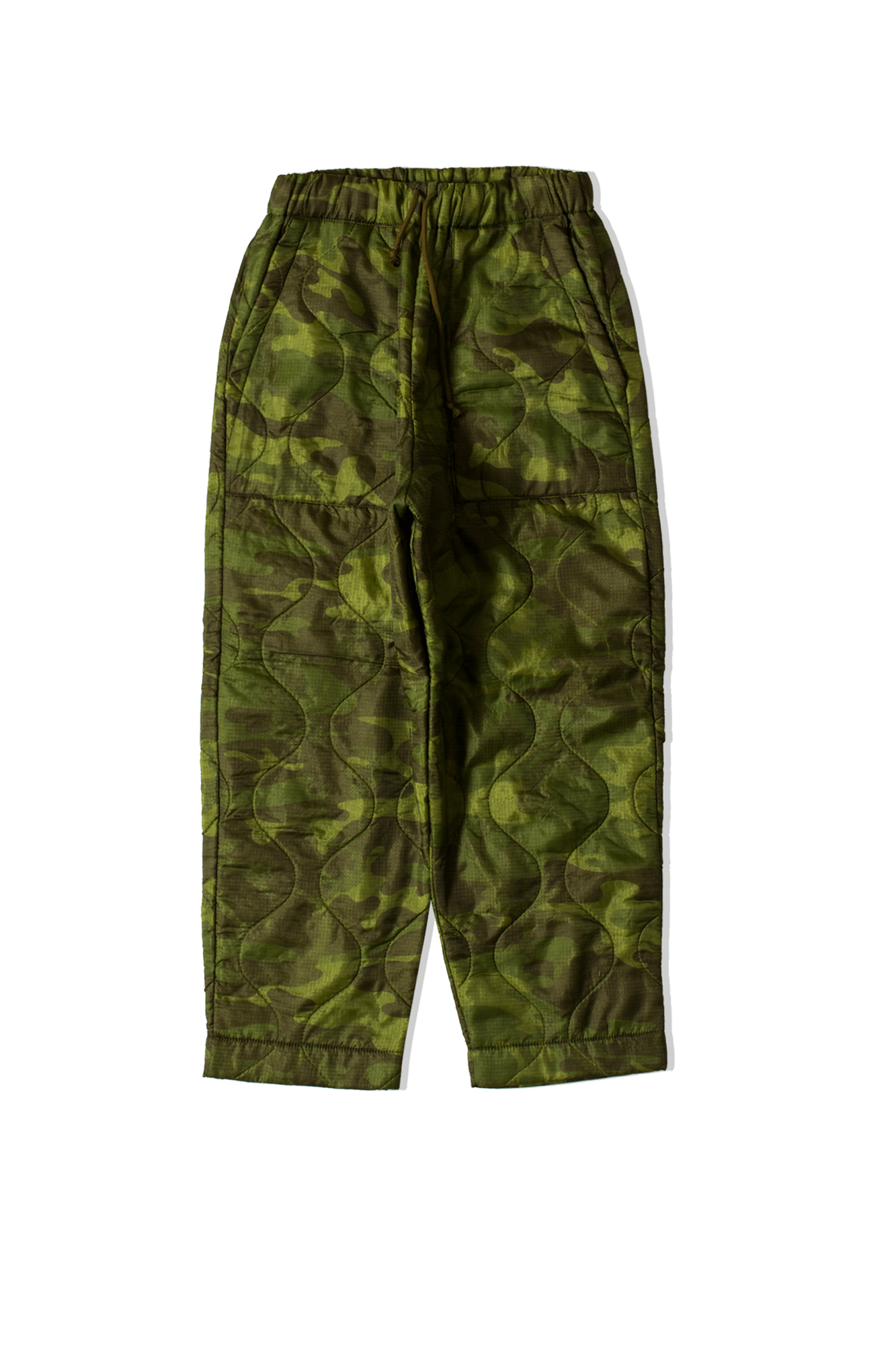 Myar Down pants MYPA11 Down Pants Green MYPA11#000#CAMO#S - One Block Down