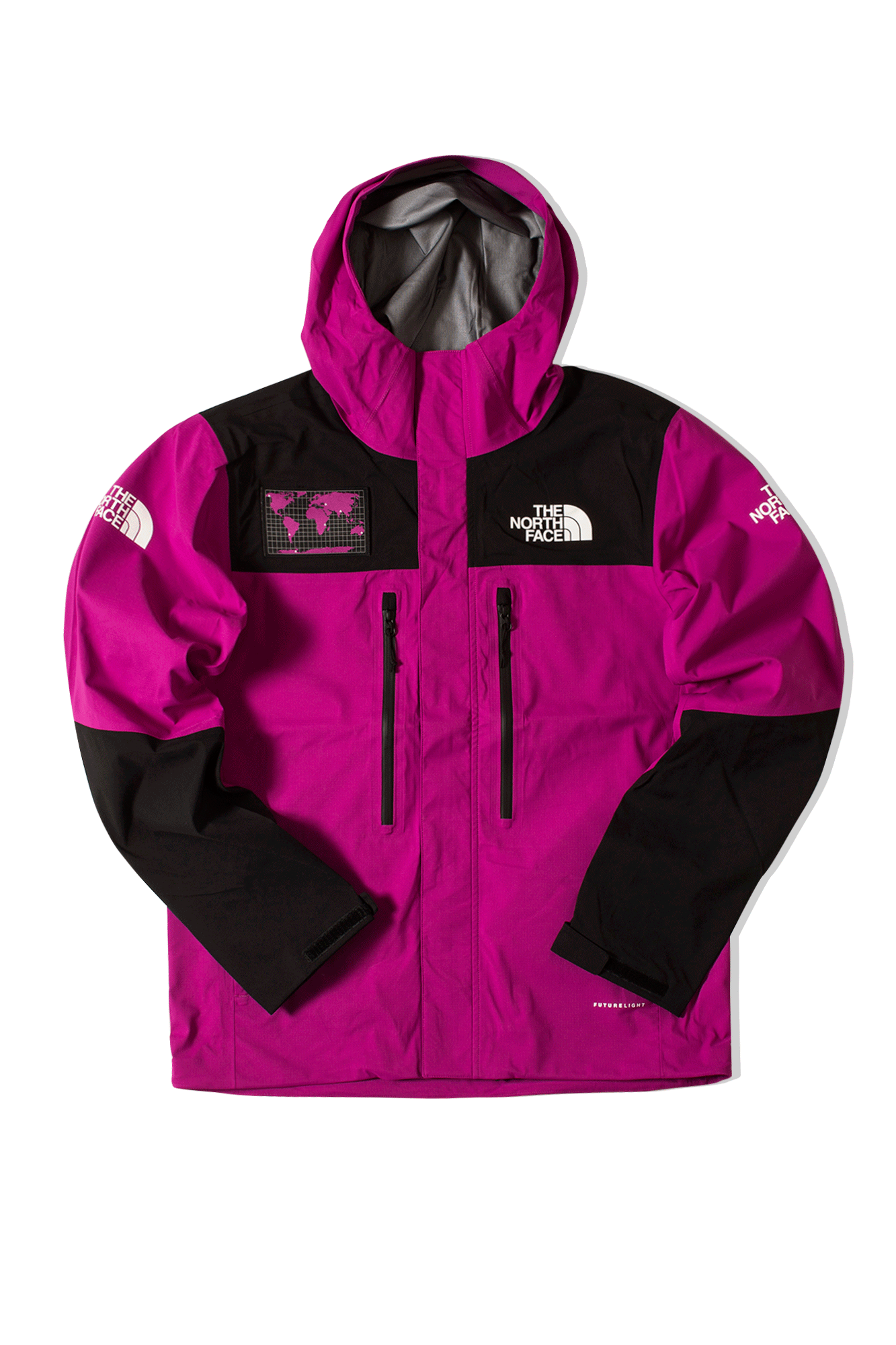 M 7SE FutureLight Jacket Purple