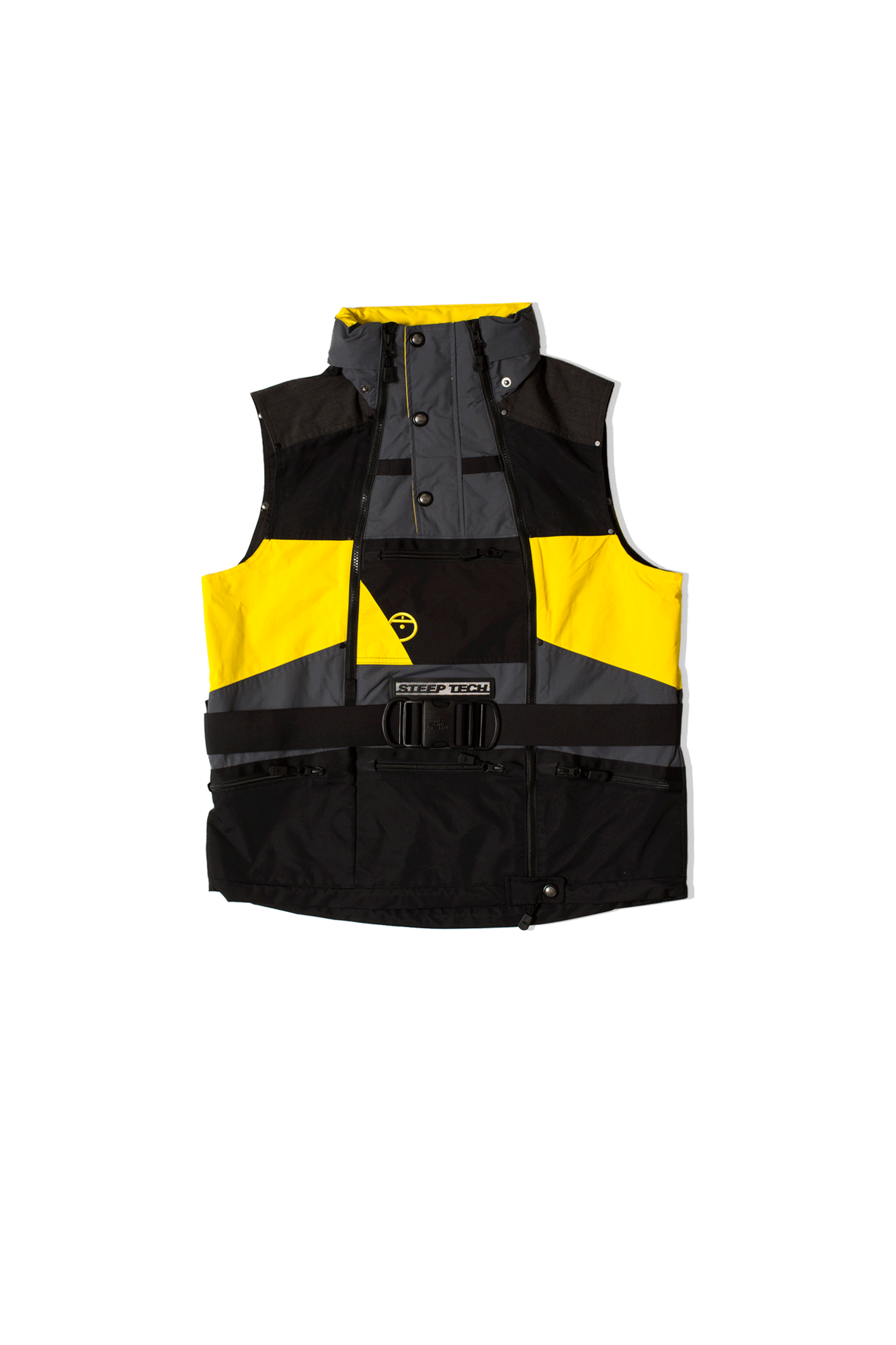 Steep Tech Vest Yellow