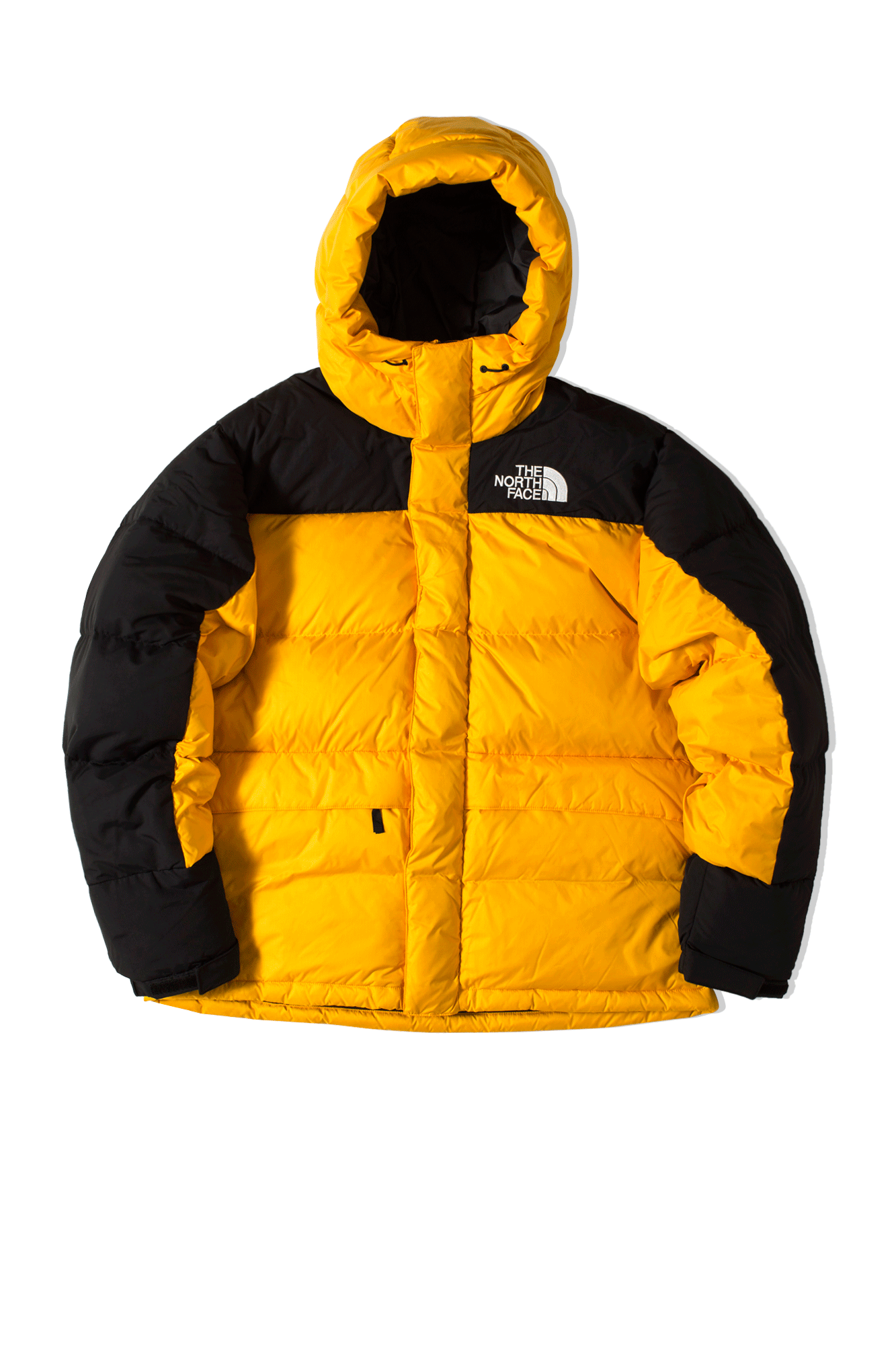 M Himalayan Down Parka Yellow