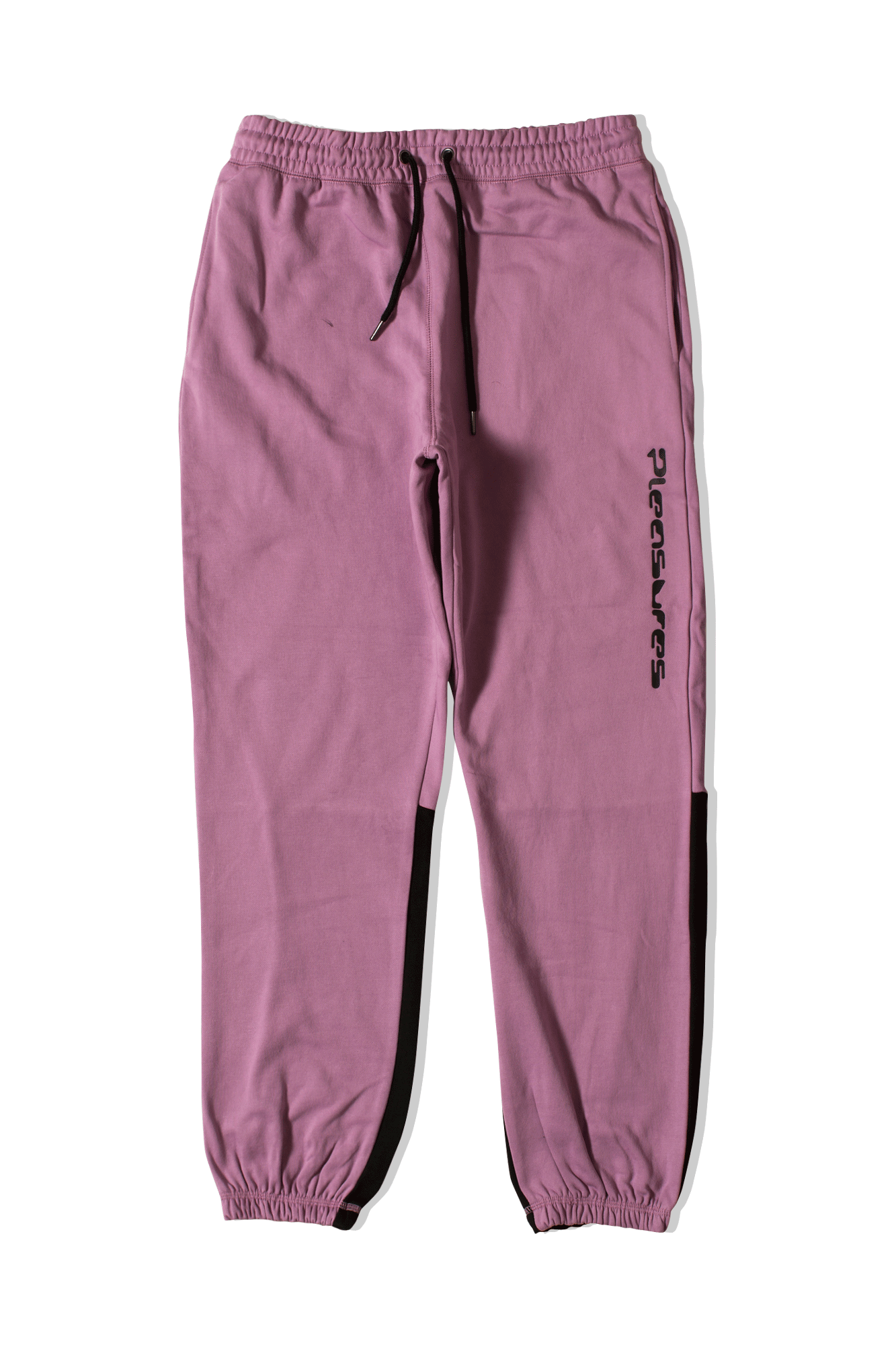 Hard Drive Fleece Pants Purple