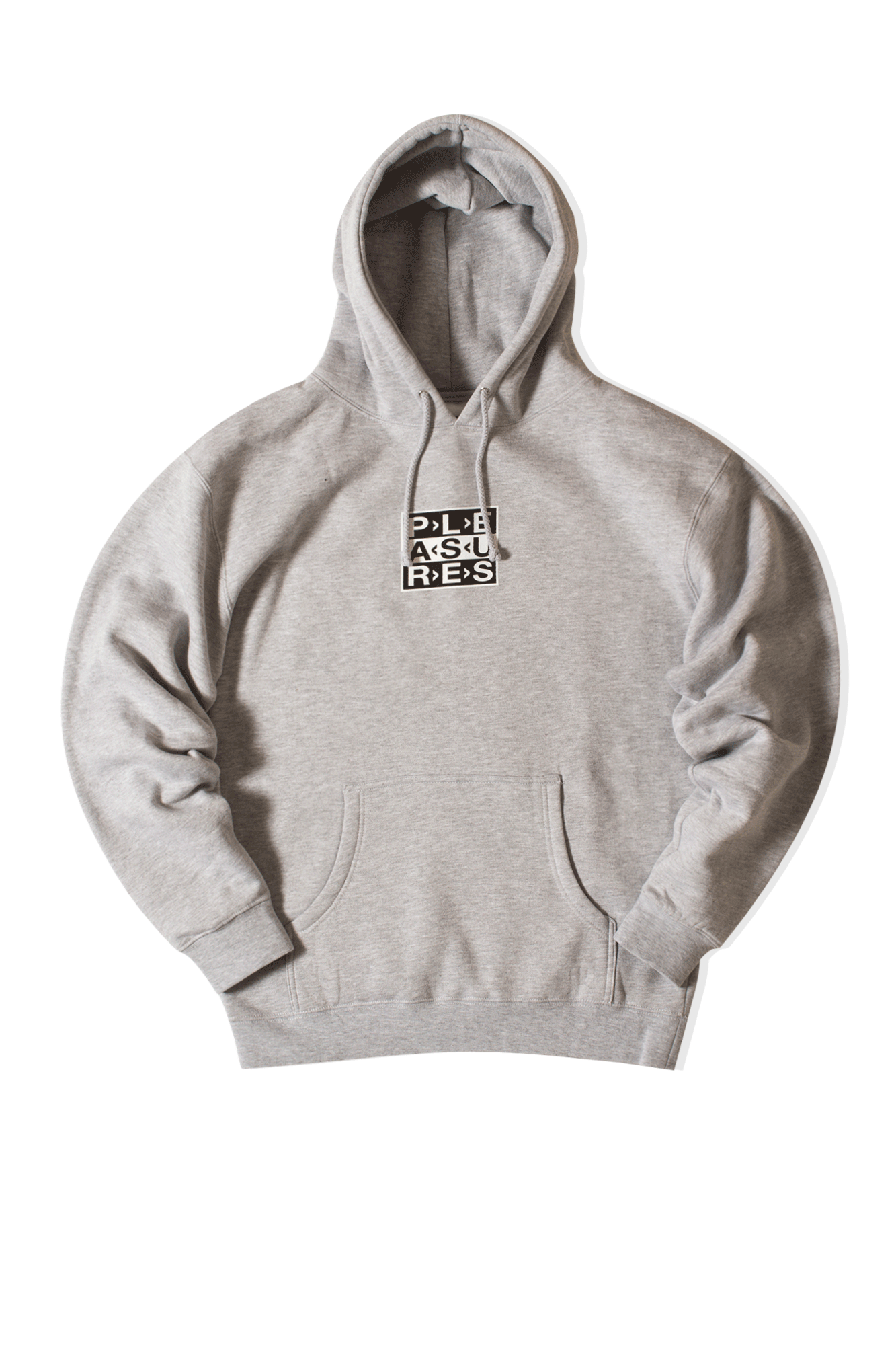 FRAGILE HOODY Grey