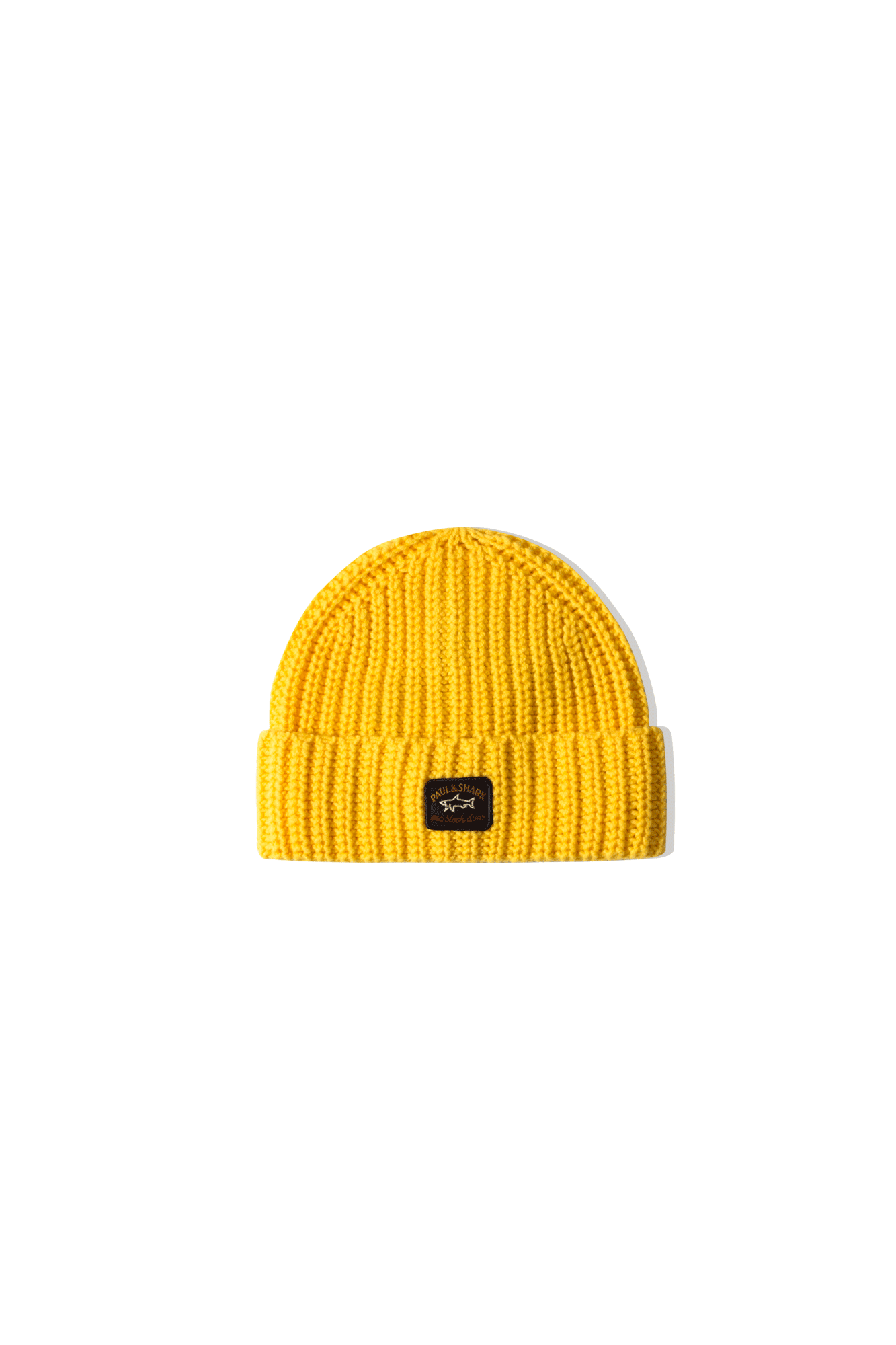 Knitted Hat x One Block Down Yellow