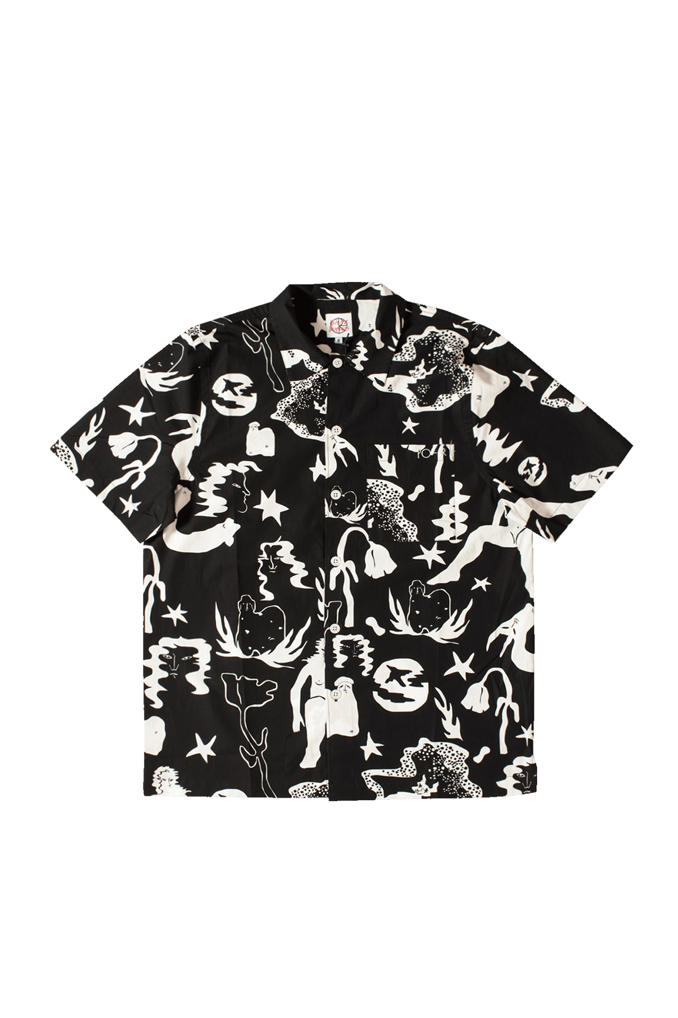 East Dream Shirt Black