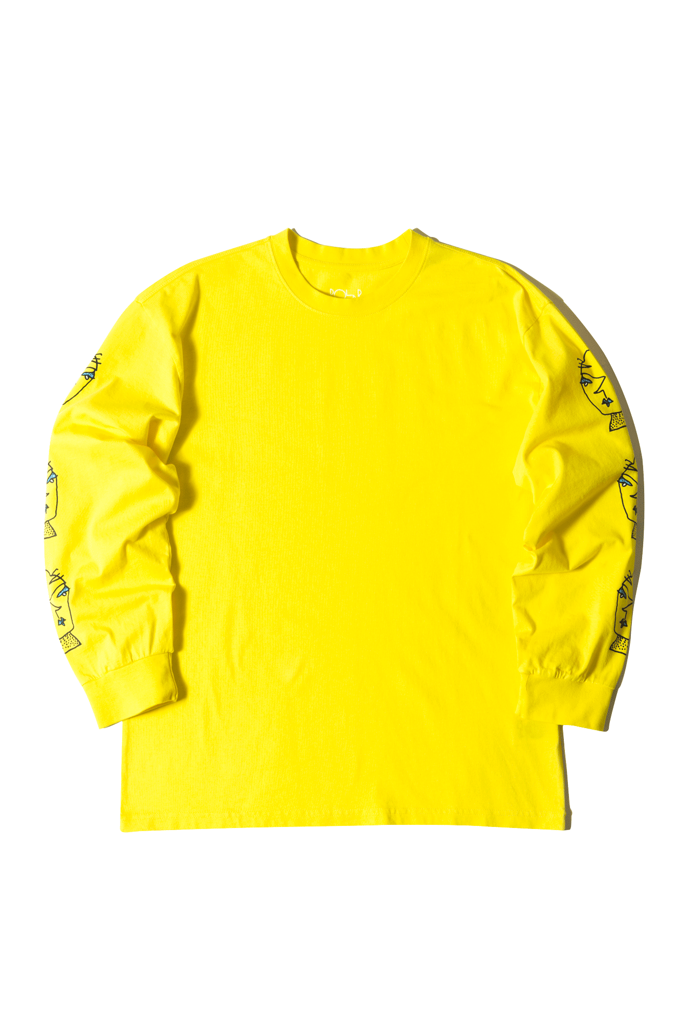 Polar Long sleeve T-Shirts Head L/S Tee Multicolor POL-HEADLS#000#SY#XS - One Block Down