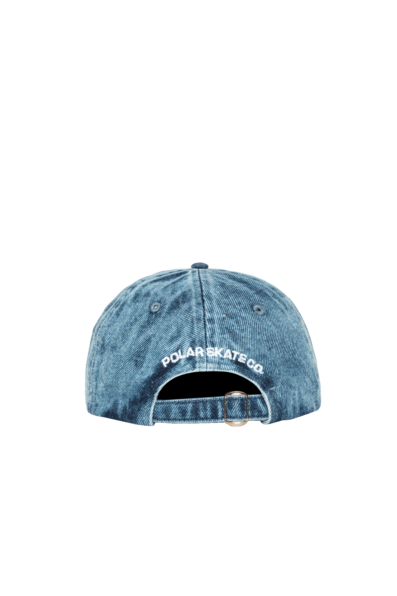 Polar Hats Denim Cap Blue POL- DENIM#CAP#BLUE#OS - One Block Down