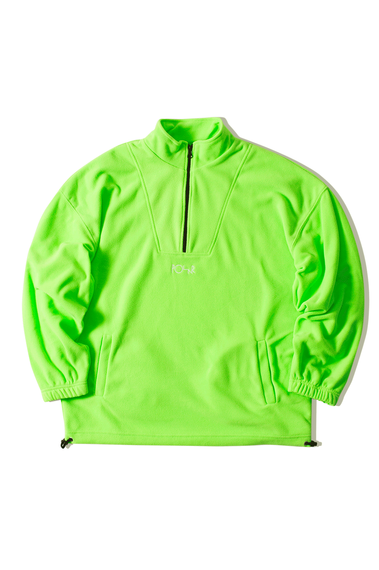 Polar Sweaters Lightweight Fleece Pullover Multicolor POLLFPGGGE#000#CKO#XS - One Block Down