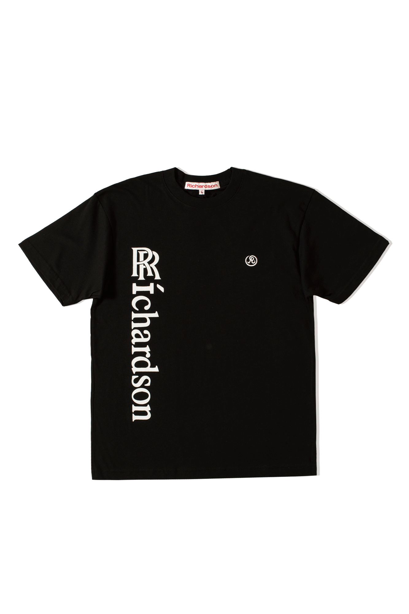 Richardson Rolls Royce T-Shirt Black