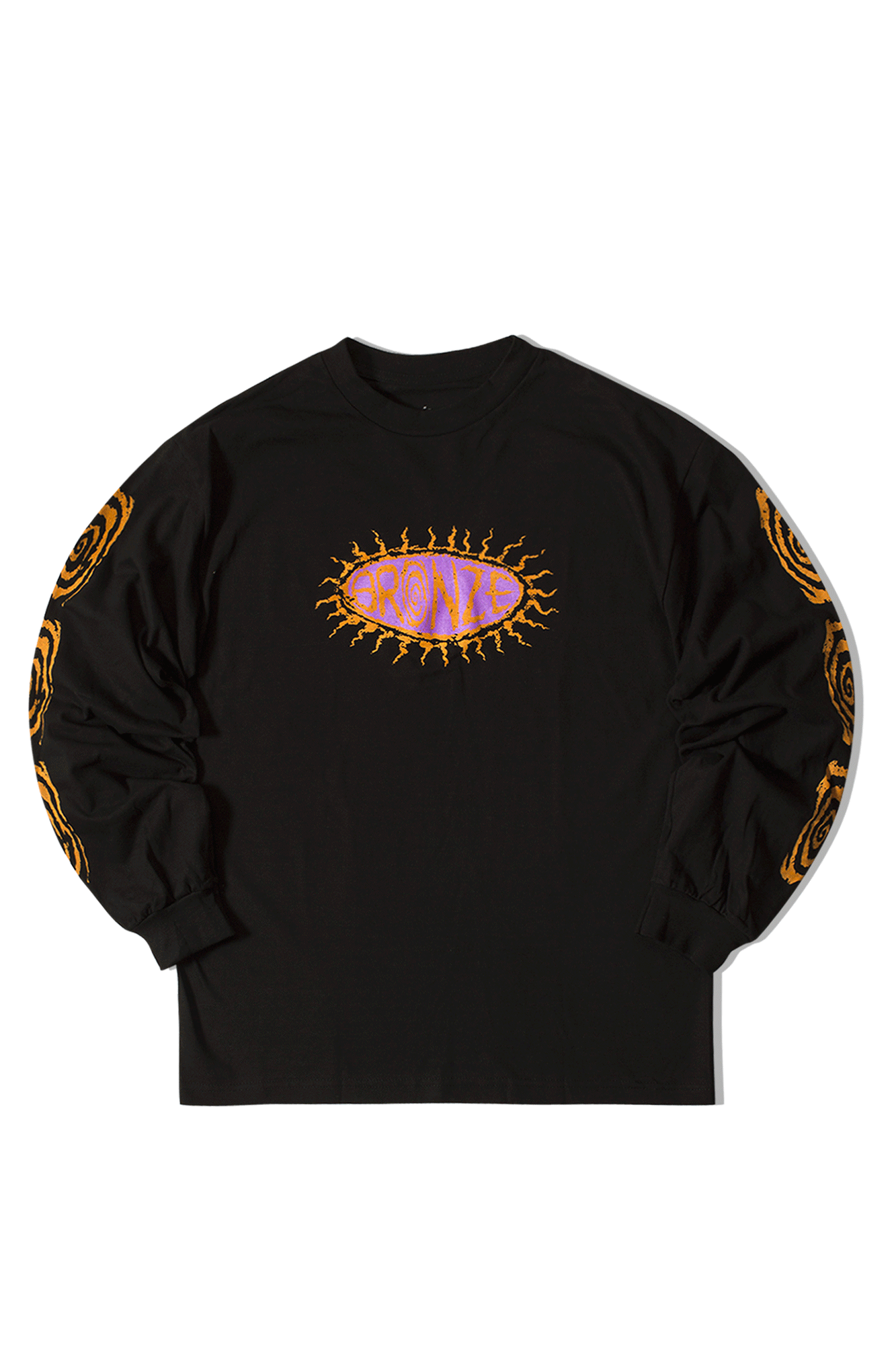 Surfer L/S Black